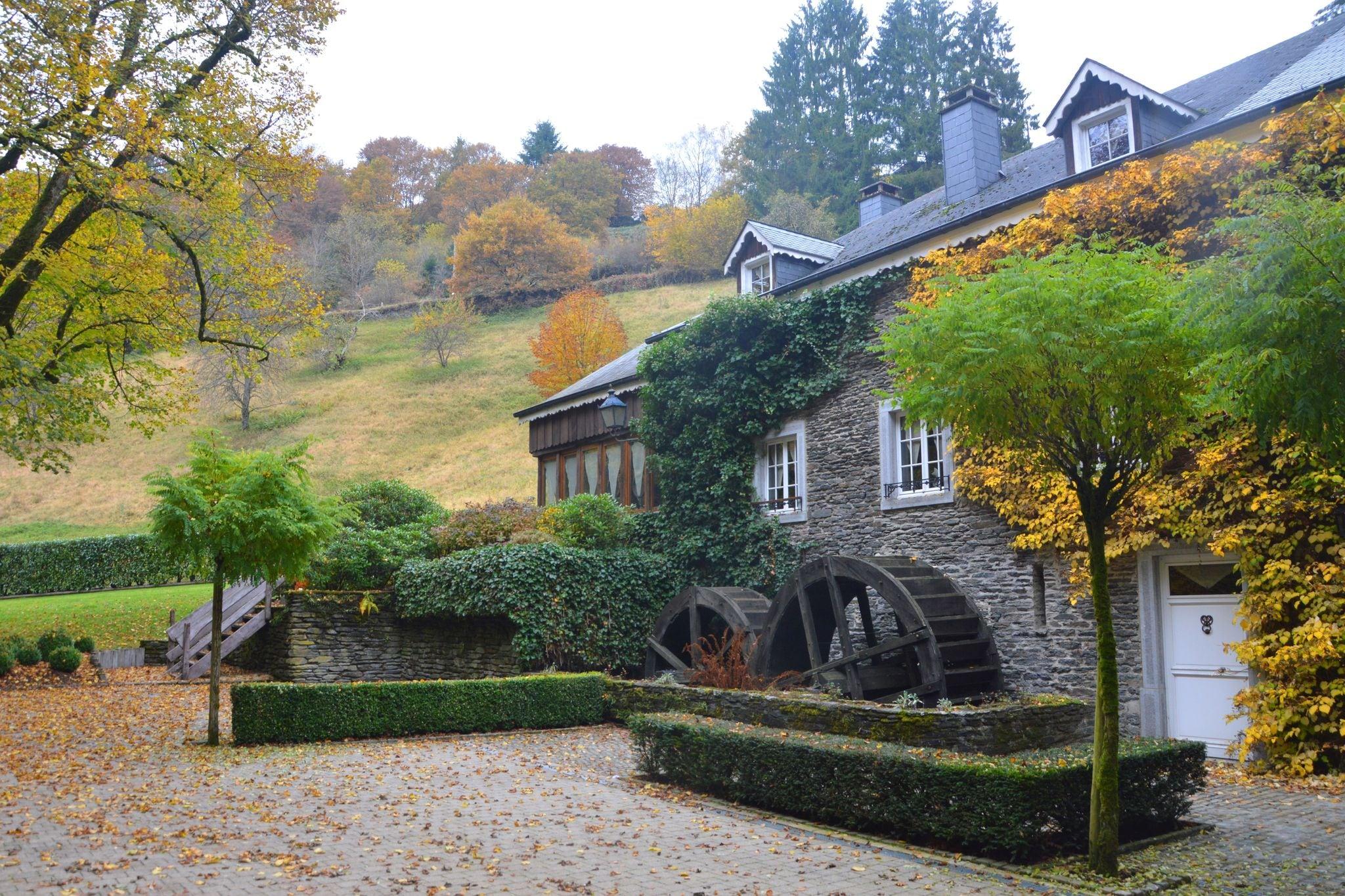 Le Vieux Moulin 16