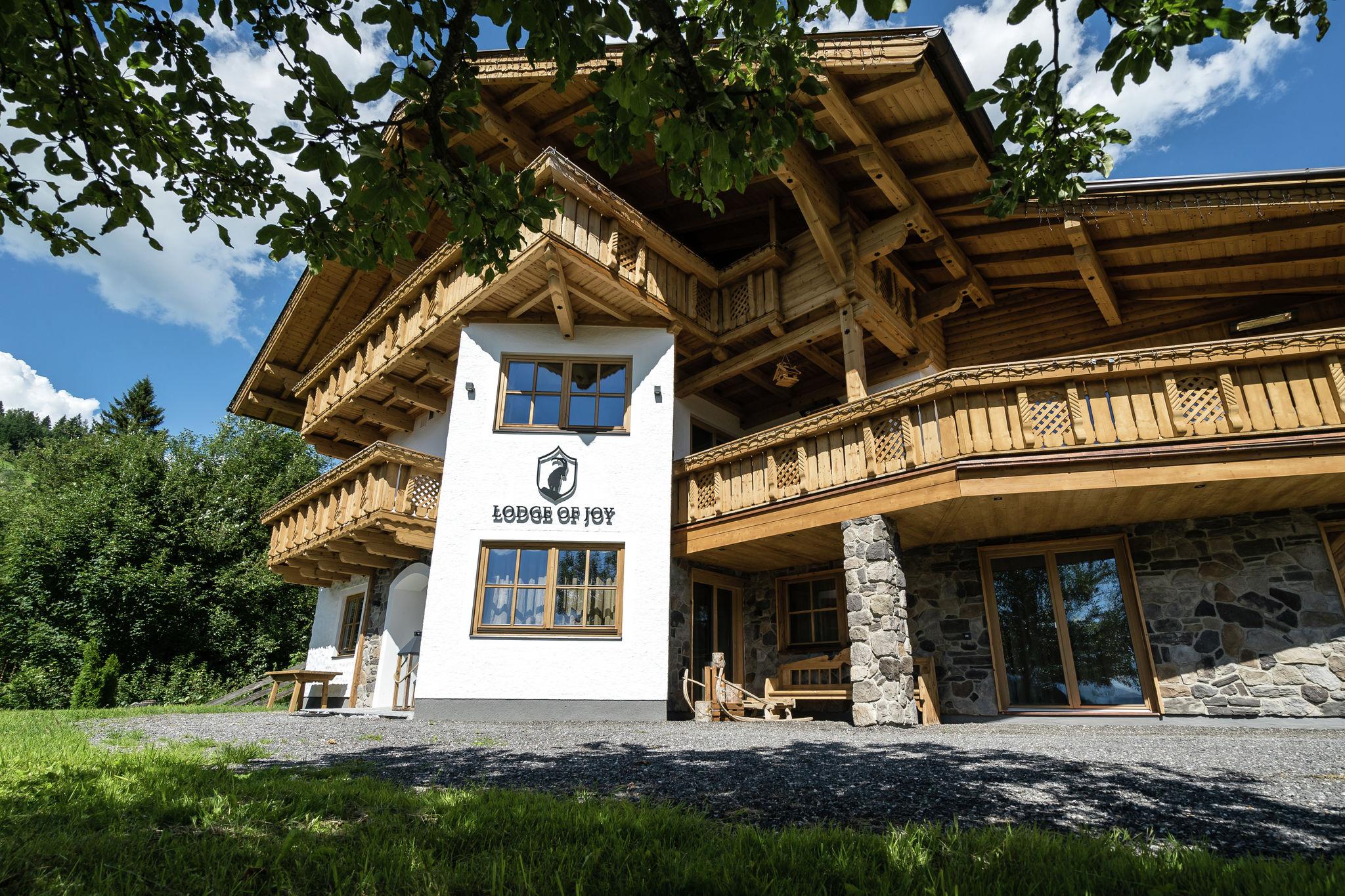 Lodge of Joy
