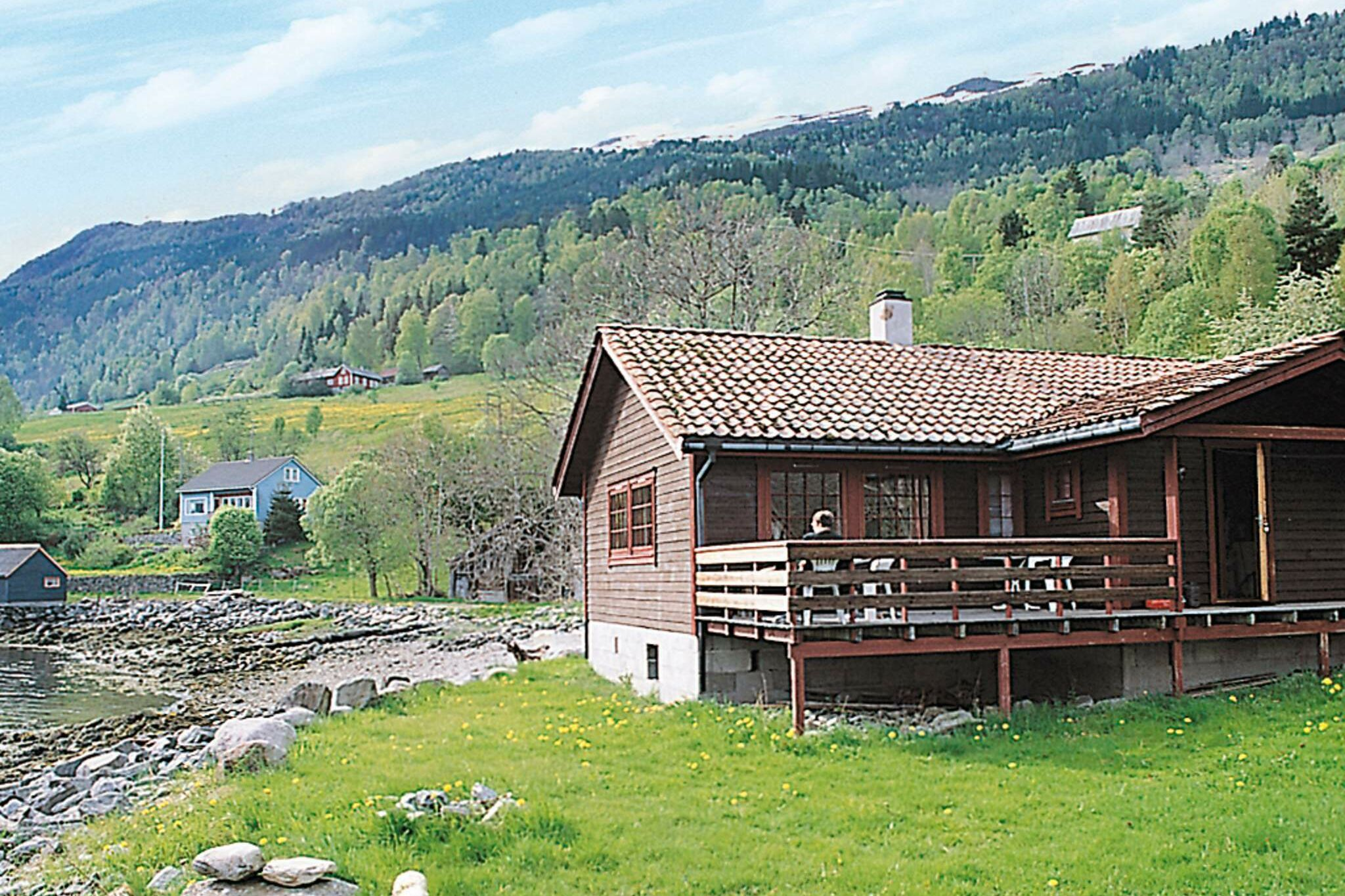 Sommerhus Hennebygda