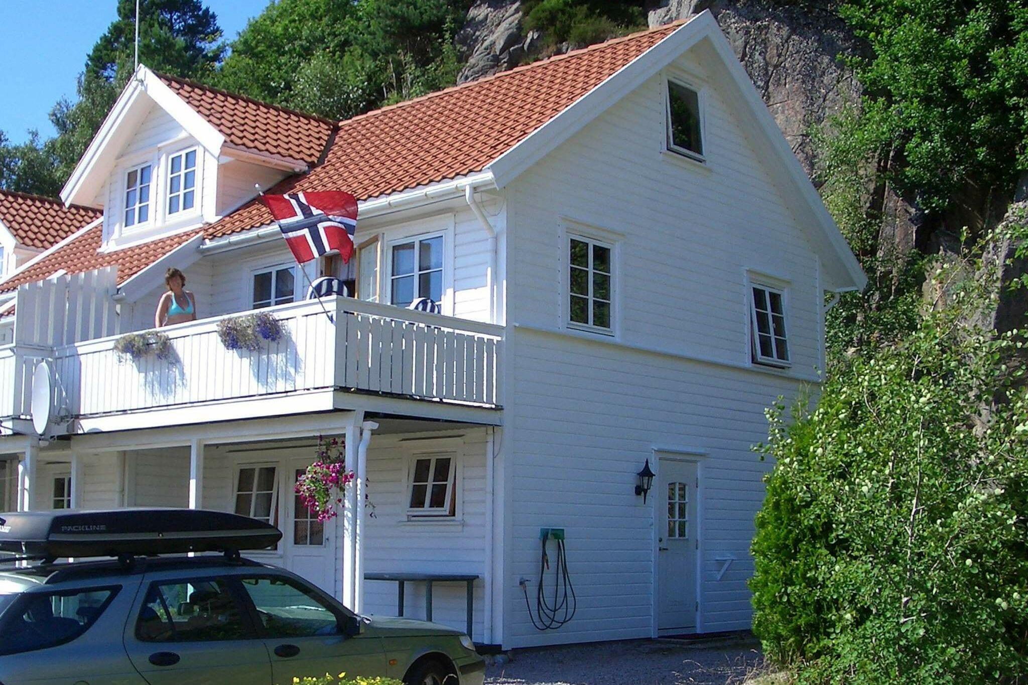 Sommerhus Spangereid