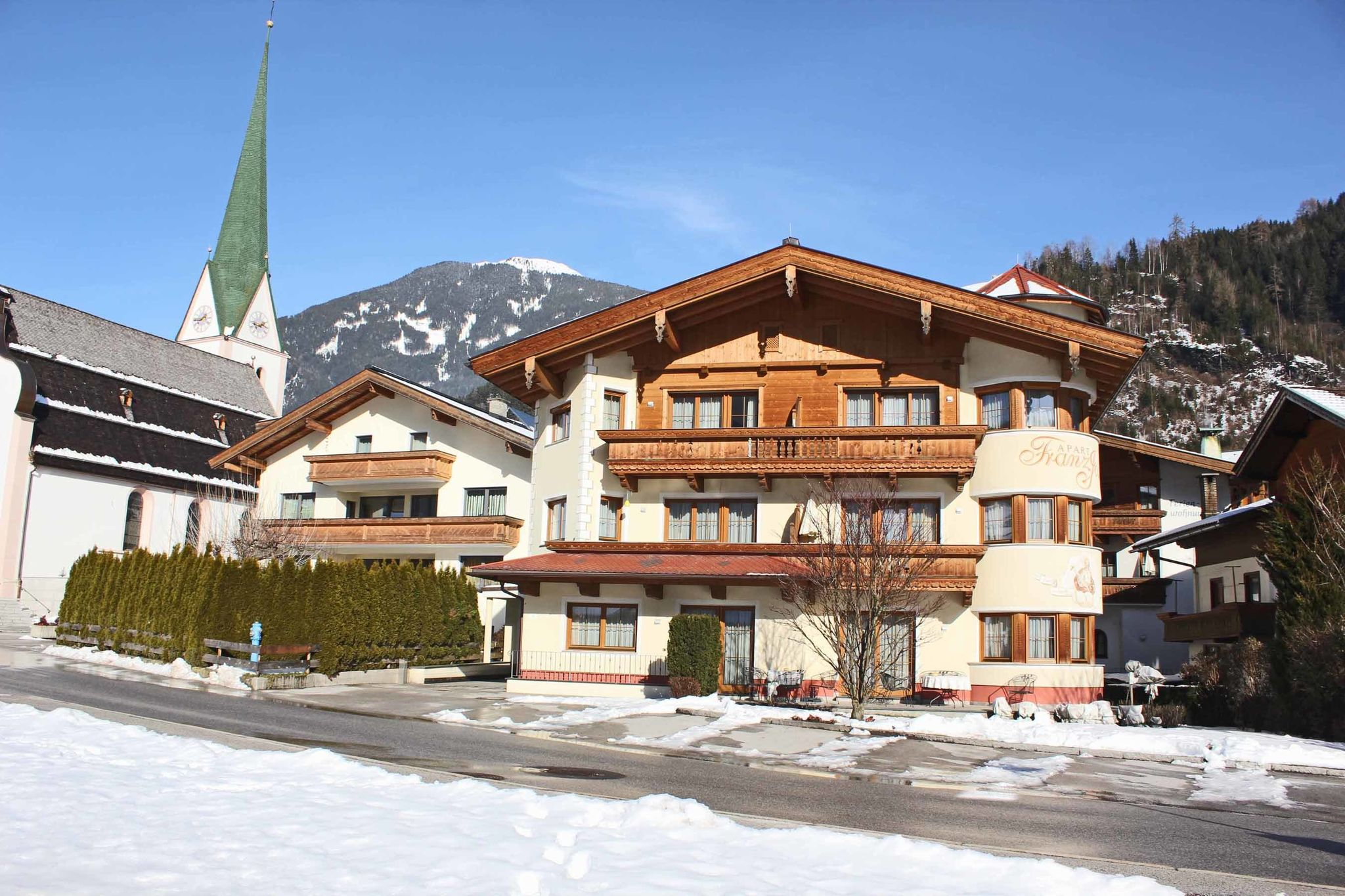 Ski Chalet Kaltenbach Stumm