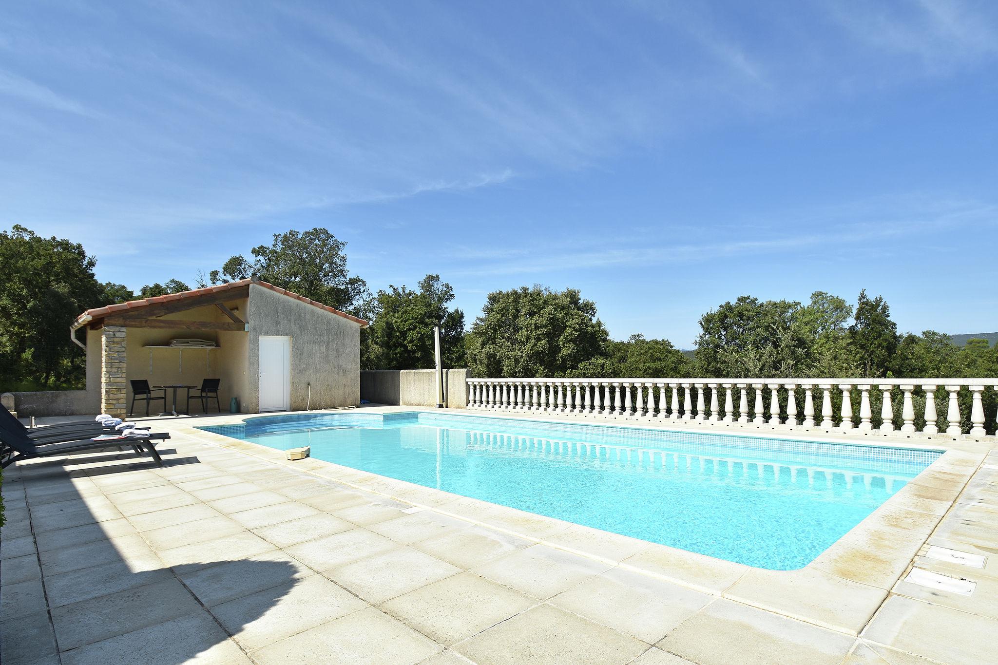 Gemütliche Villa in Argelliers mit eigenem Garten