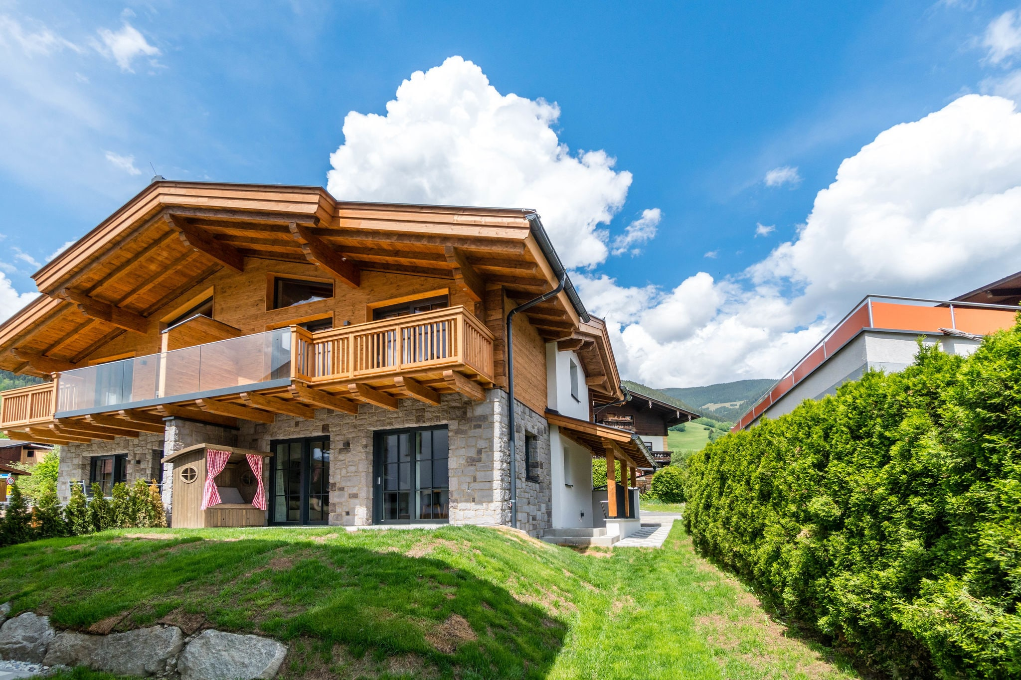Green Garden Lodge B3 Walchen/Kaprun