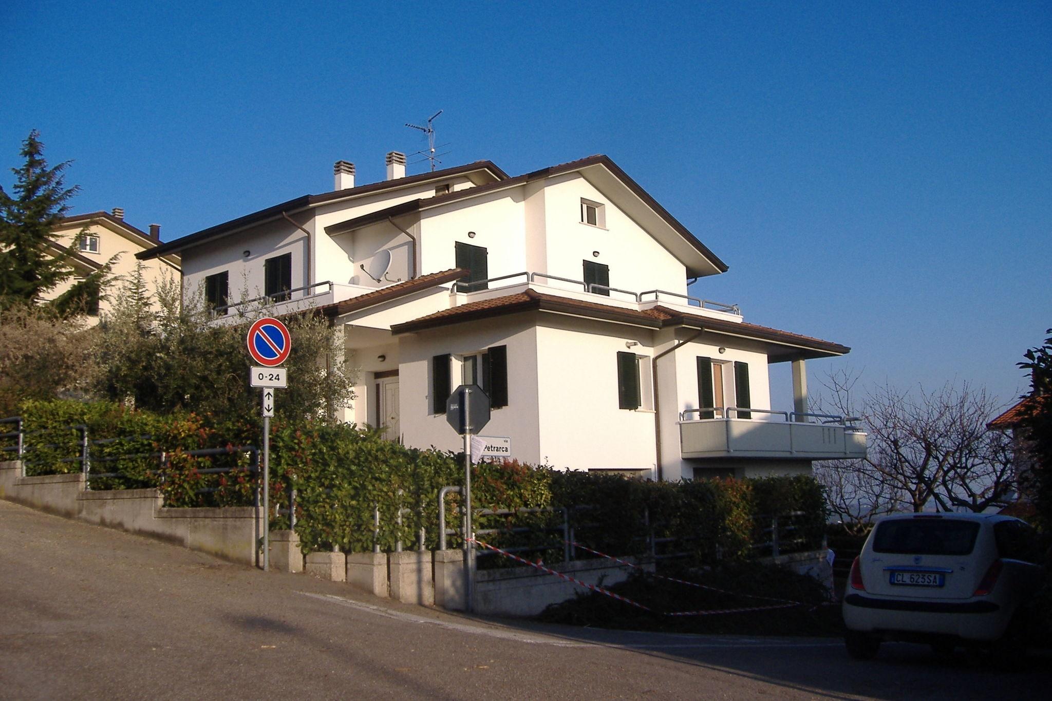 Villa spacieuse avec jardin à Gemmano
