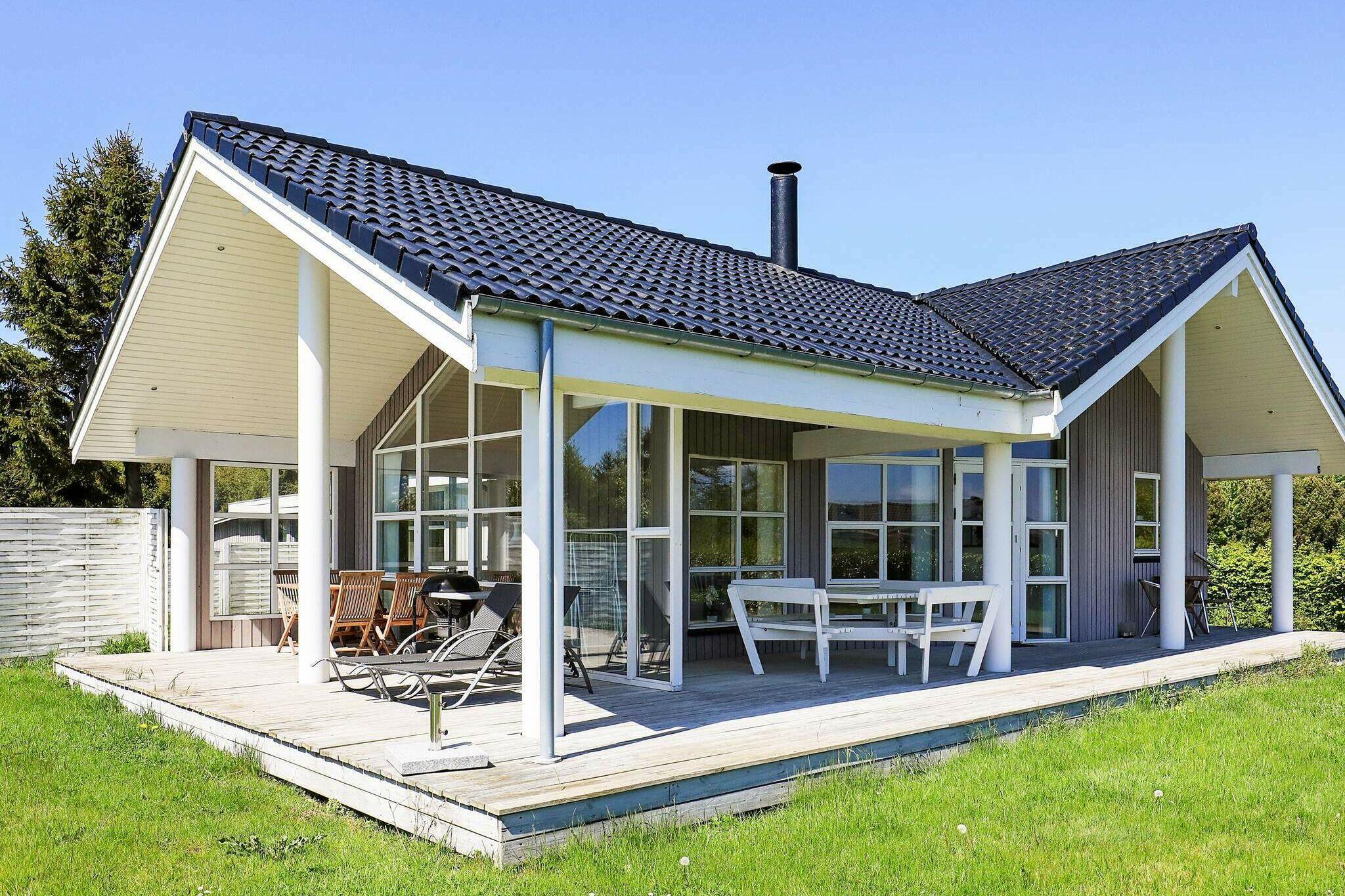 Sommerhus Sortsø Strand
