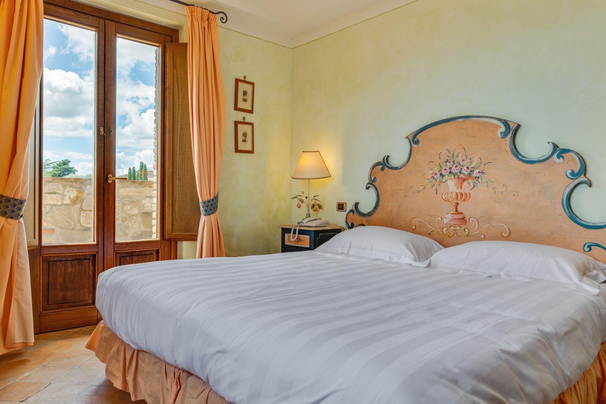 Idyllisches Ferienhaus in Collazzone mit Sauna & Whirlpool