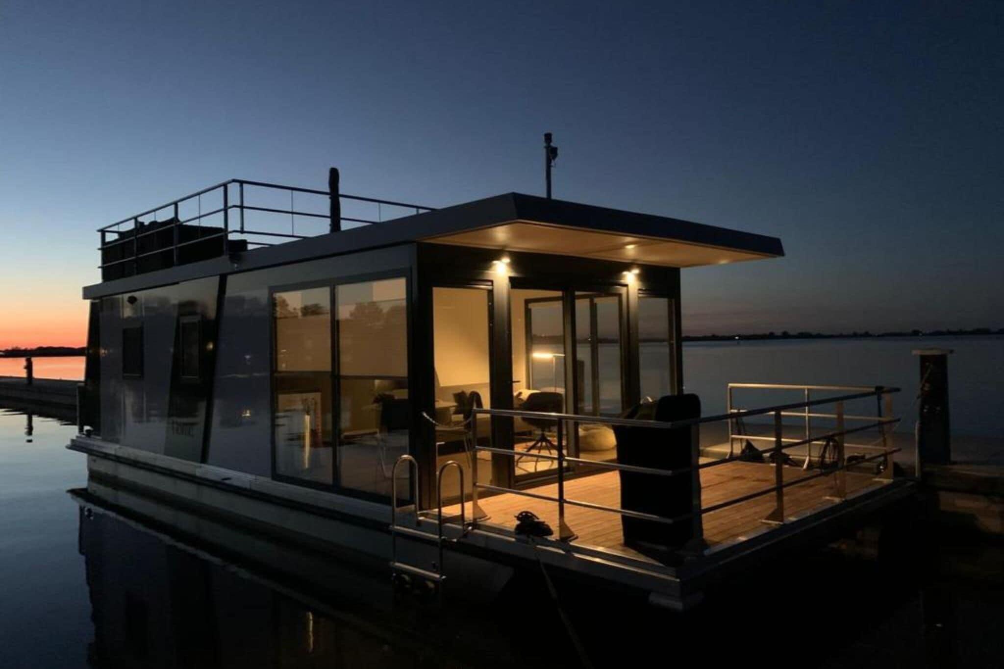 Houseboat - Paviljoenwei - Offingawier