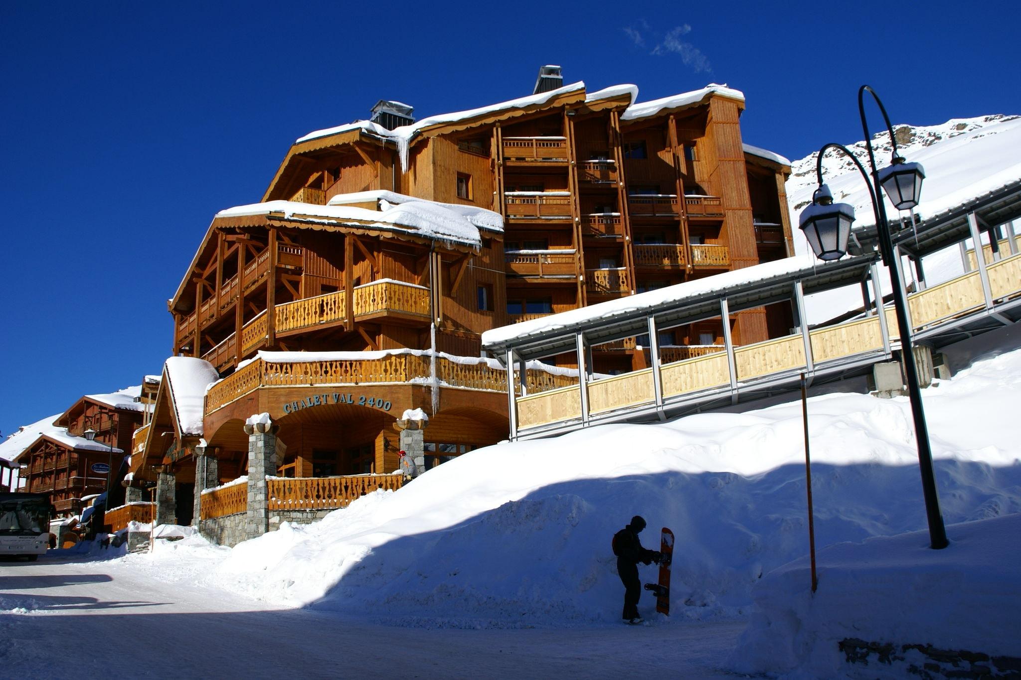 Chalet Altitude Val 2400