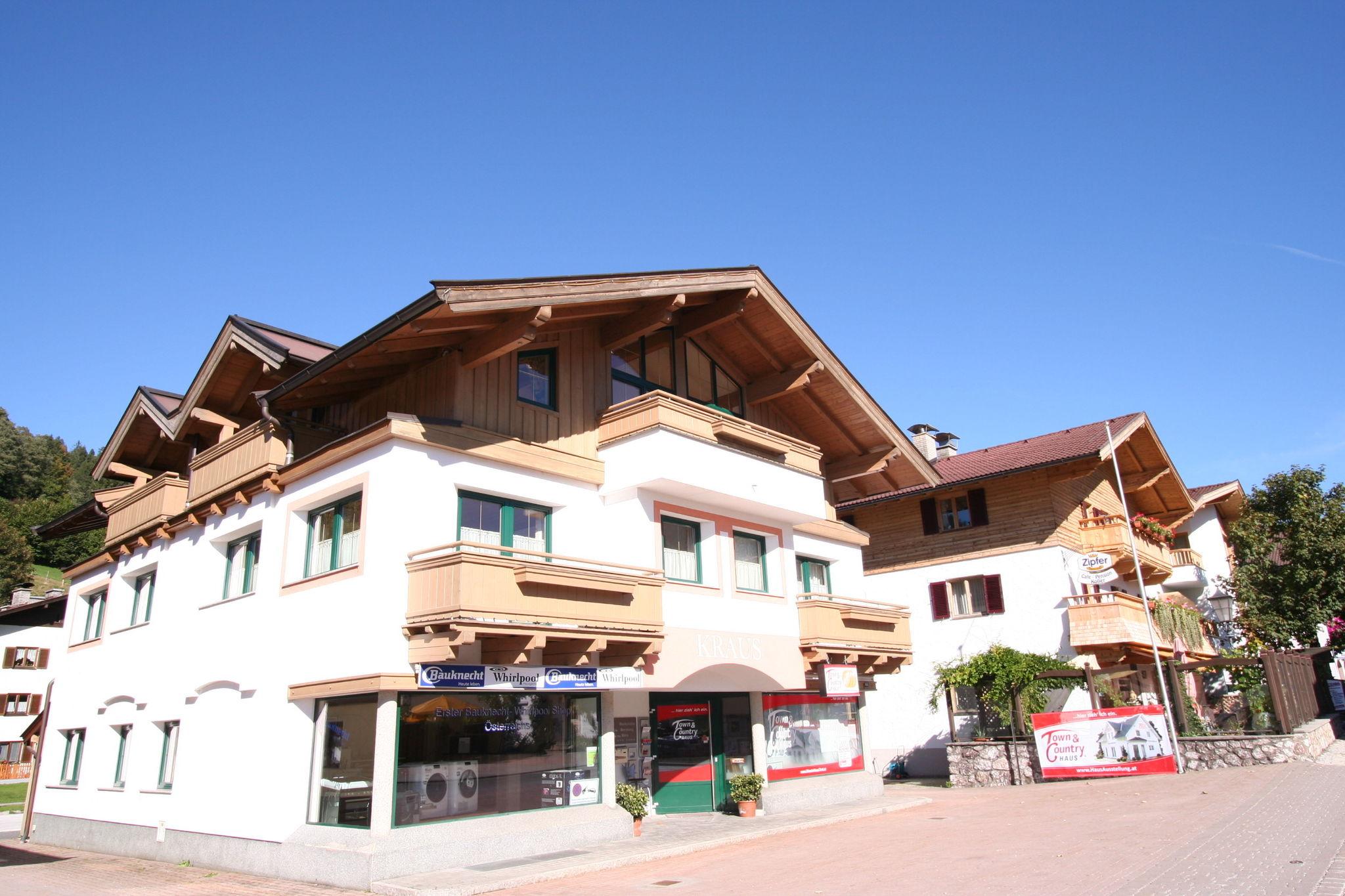 Ferienhaus Penthouse Petra Österreich - Tirol
