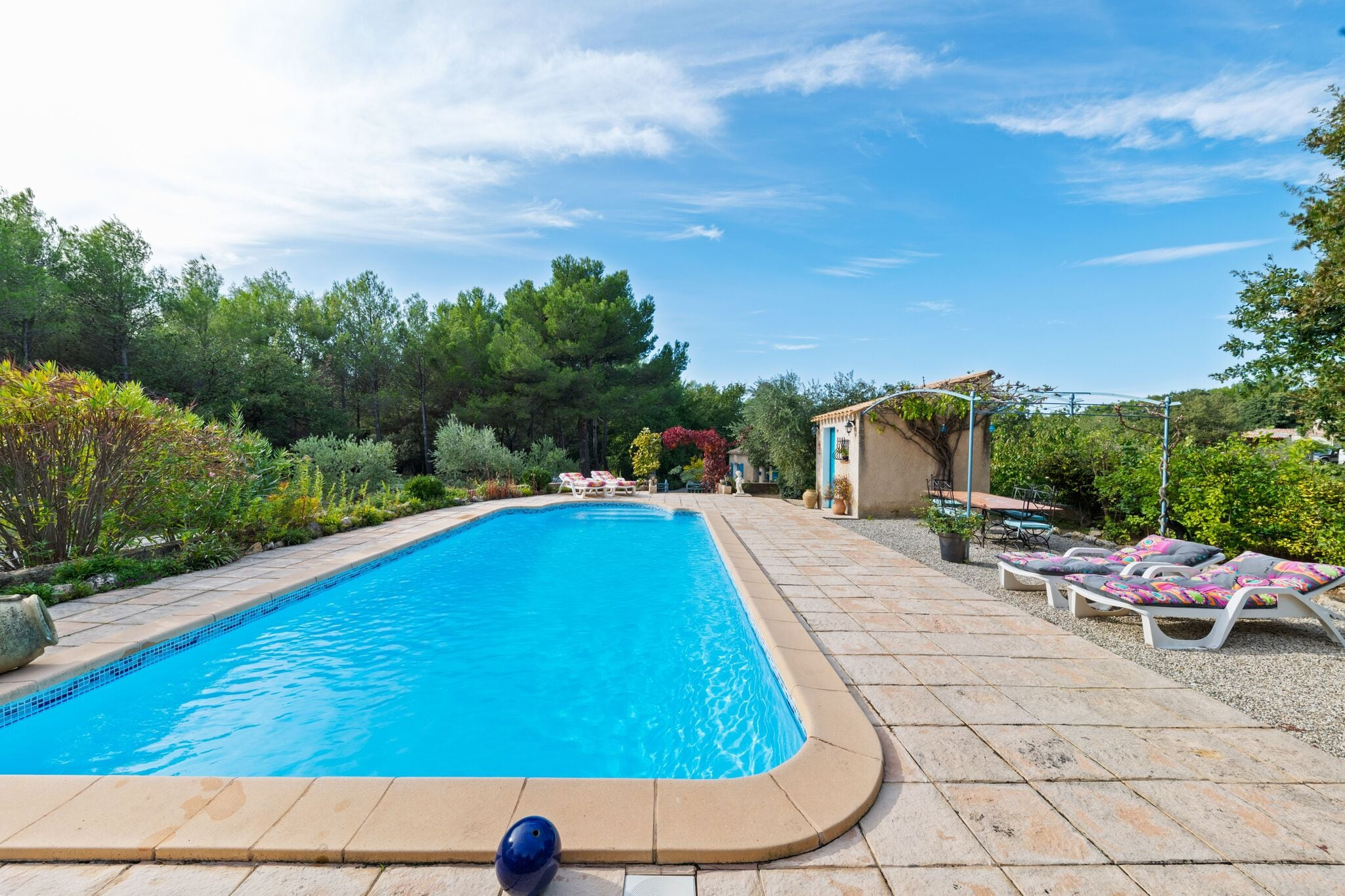 Modernes Ferienhaus mit privatem Pool in Lambesc