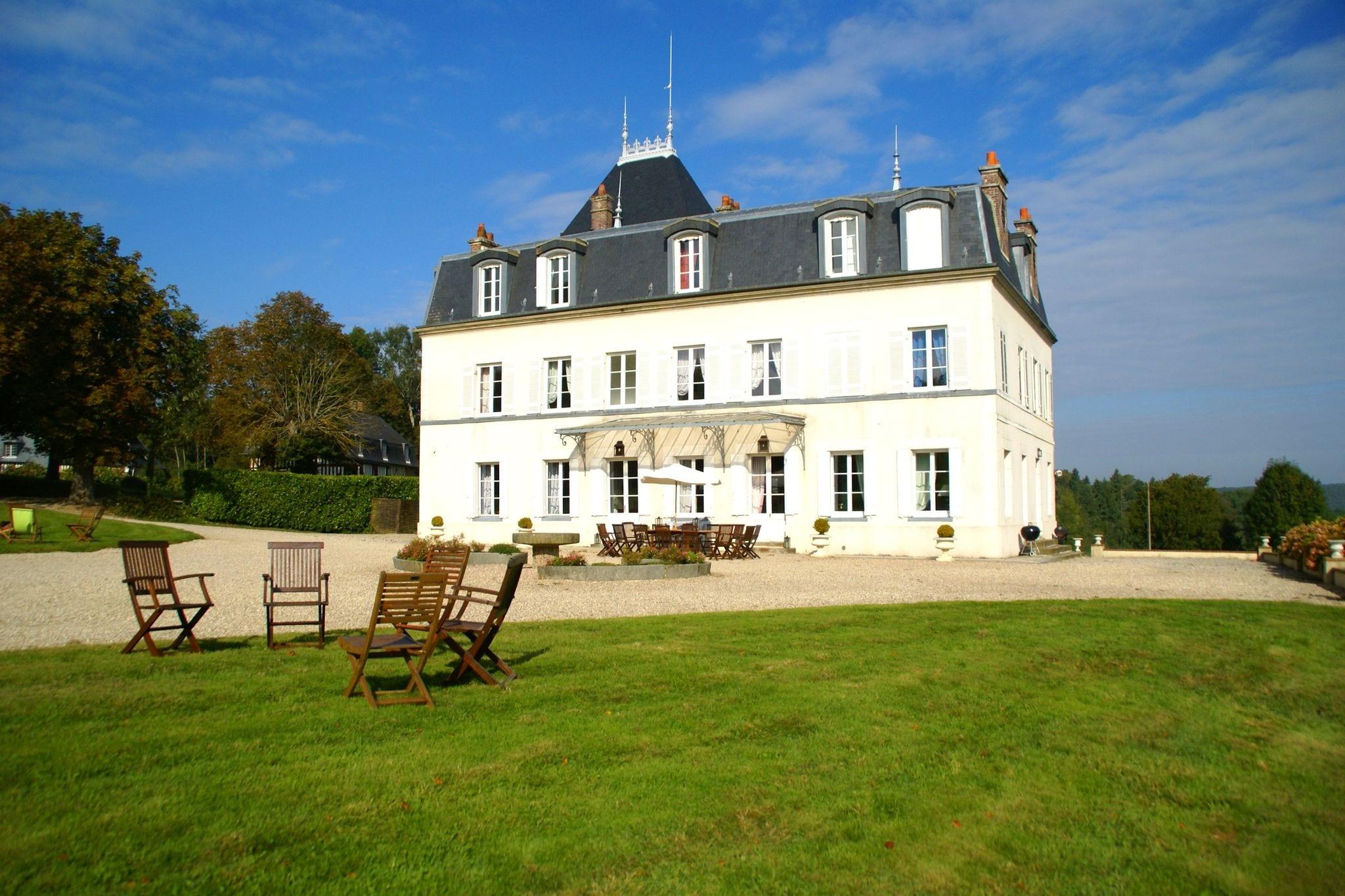 Château et gîtes Saint Gervais
