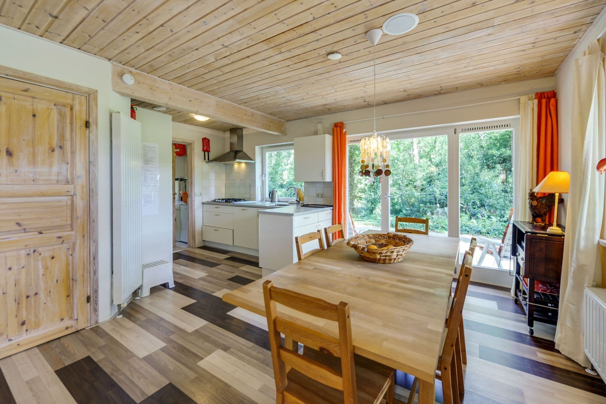 Alluring Holiday Home in Norg with Sauna, Terrace, Garden
