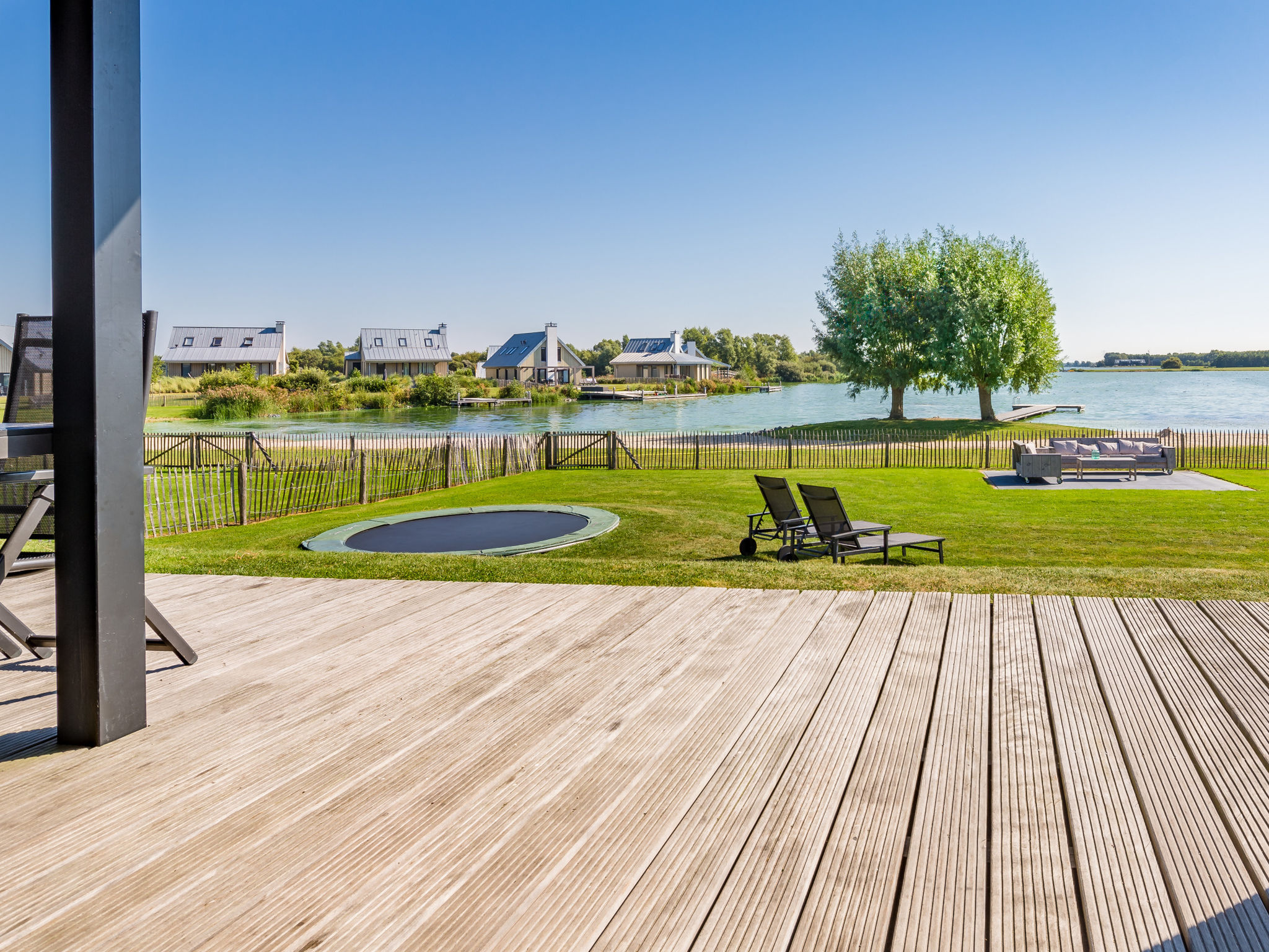 Holland | Zeeland | Holiday home Waterrijk Oesterdam - Oesterdam 8-pers | all year | GardenSummer
