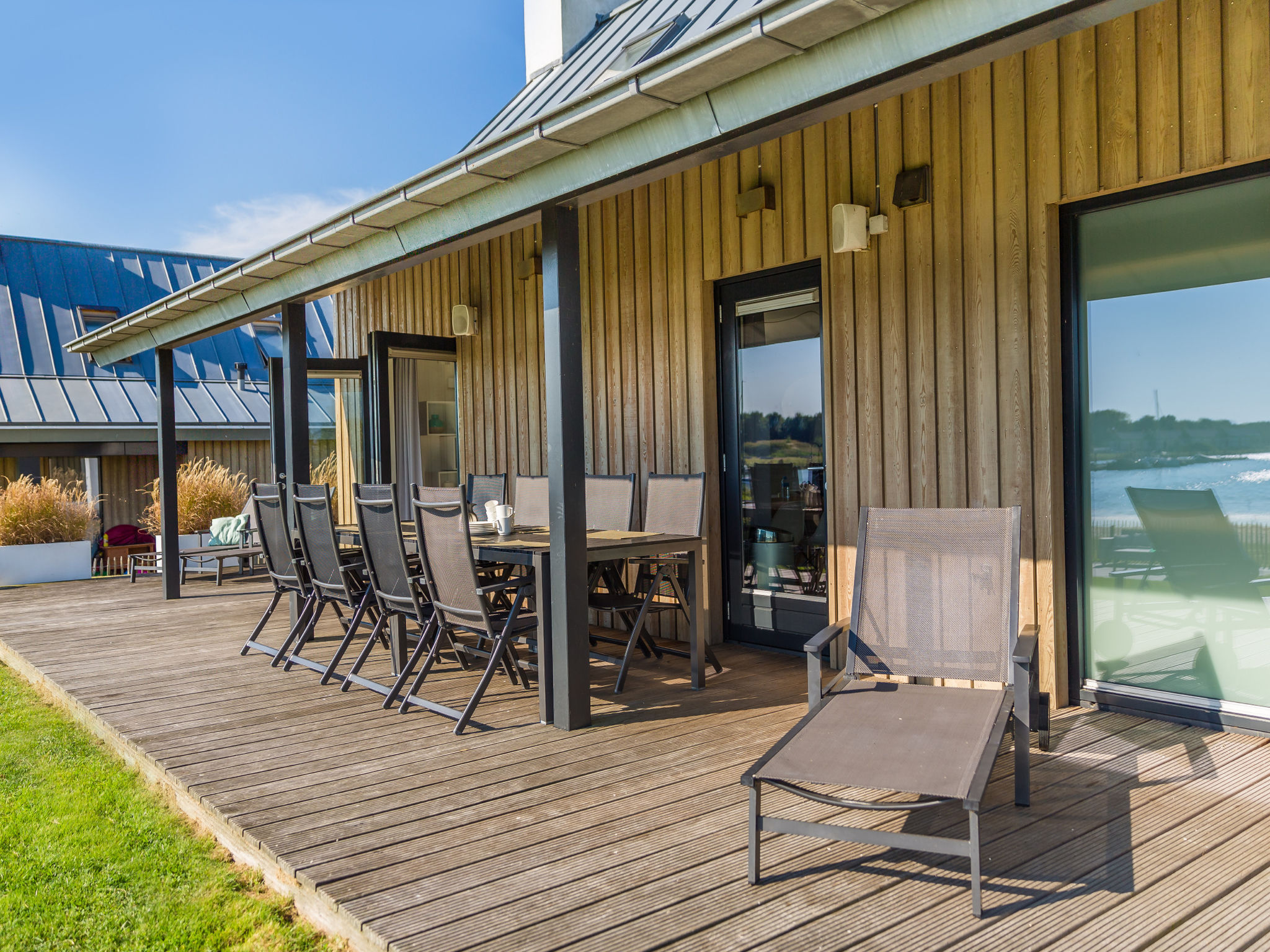 Holland | Zeeland | Holiday home Waterrijk Oesterdam - Oesterdam 8-pers | all year | ExteriorSummer