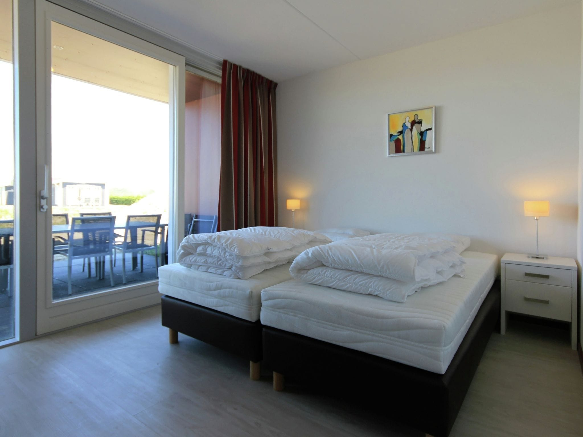 Holland | Zeeland | Holiday home Waterpark Veerse Meer - Dijkvilla Comfort 8 | all year | BedRoom