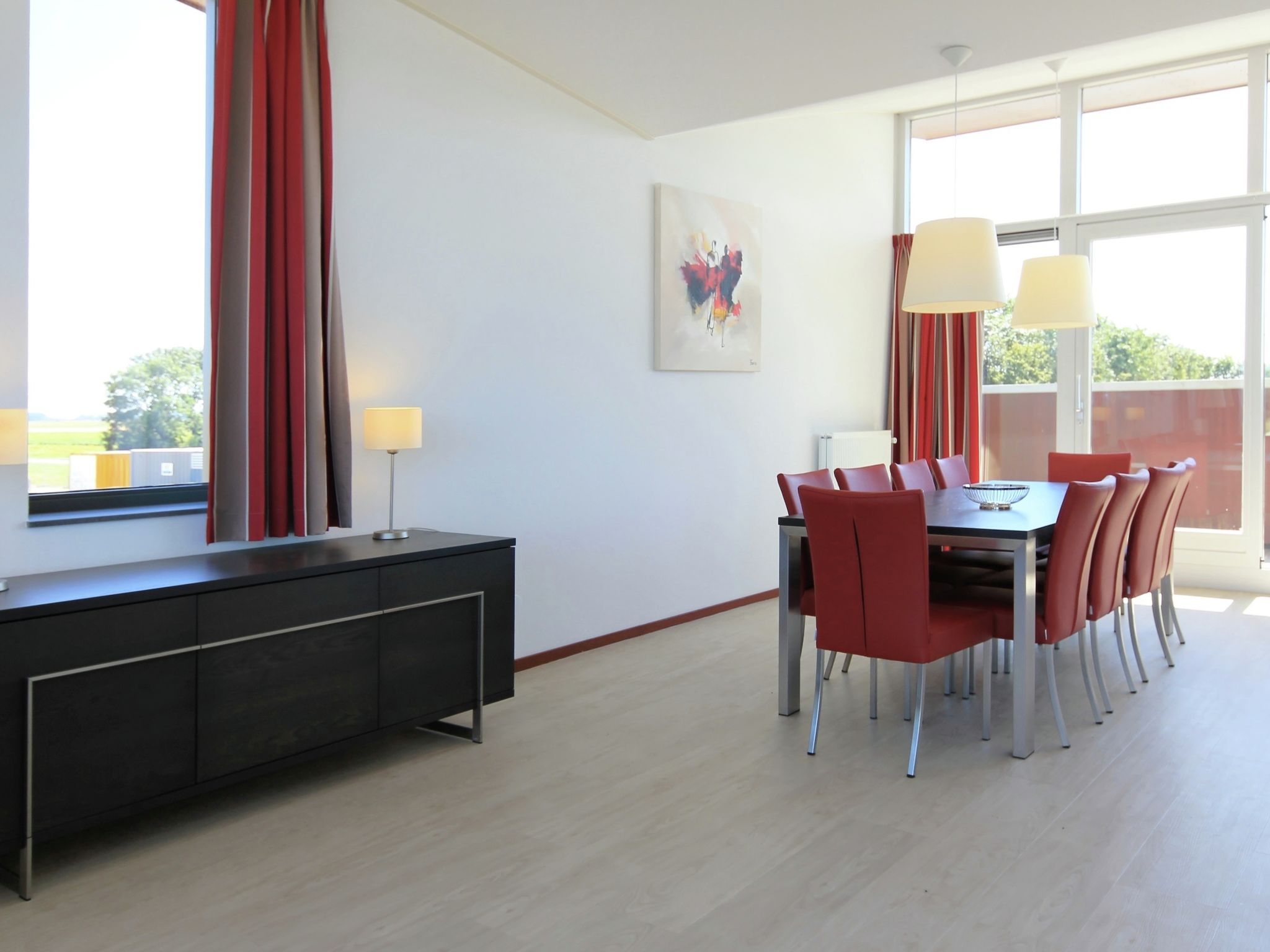 Holland | Zeeland | Holiday home Waterpark Veerse Meer - Dijkvilla Comfort 8 | all year | LivingRoom