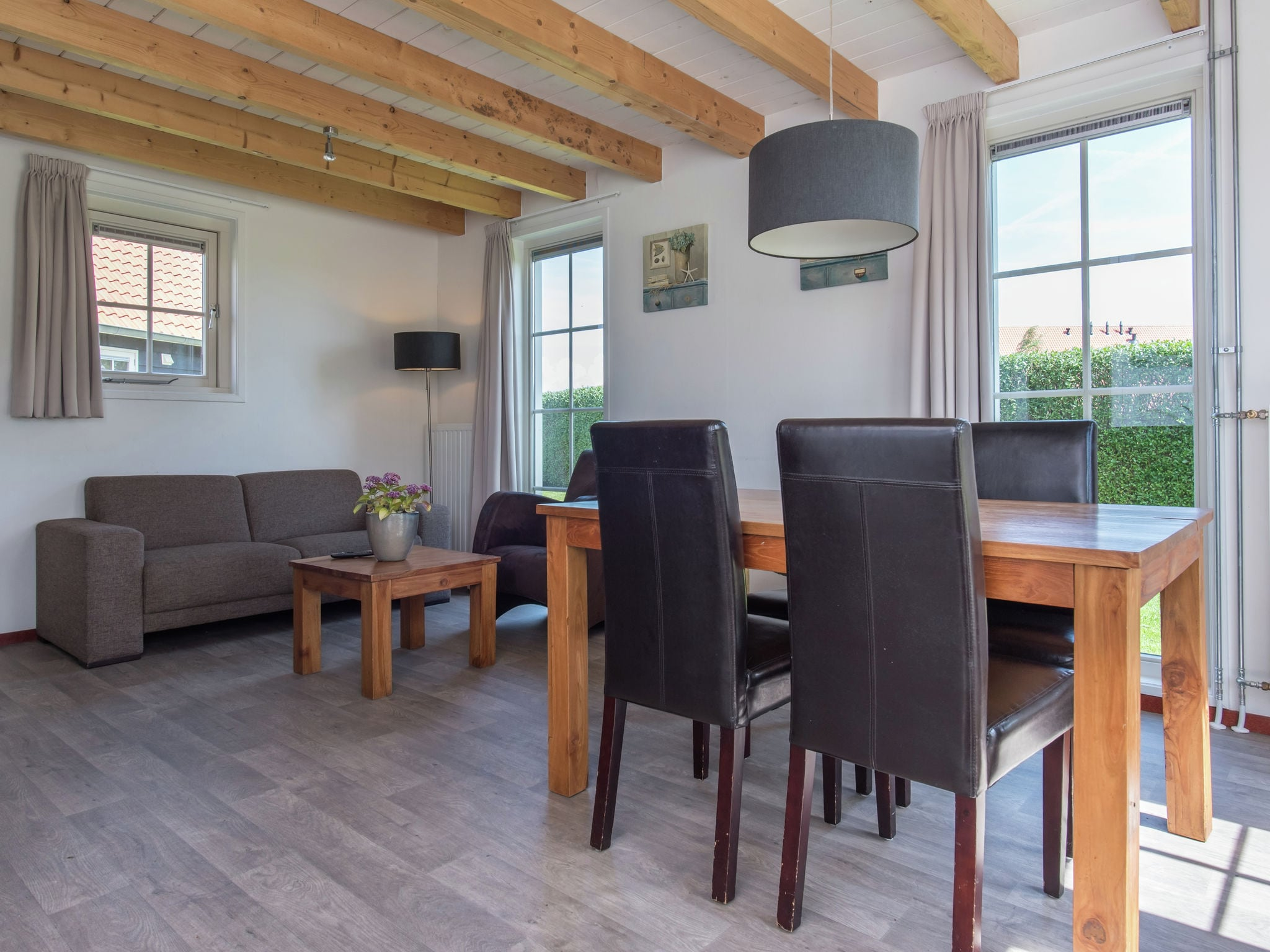Holland | Zeeland | Holiday home Recreatiepark de Stelhoeve - Oosterschelp 4 | all year | LivingRoom