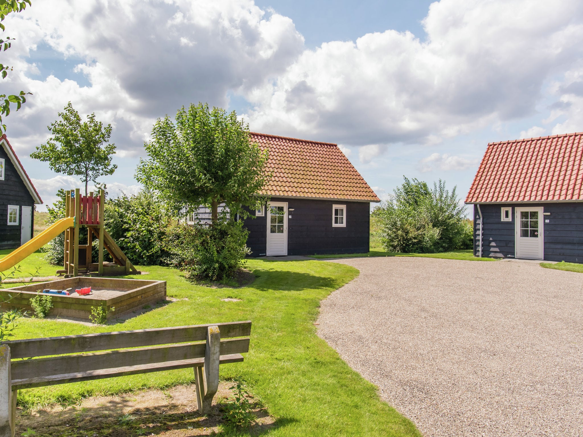 Holland | Zeeland | Holiday home Recreatiepark de Stelhoeve - Oosterschelp 2 | all year | ExteriorSummer