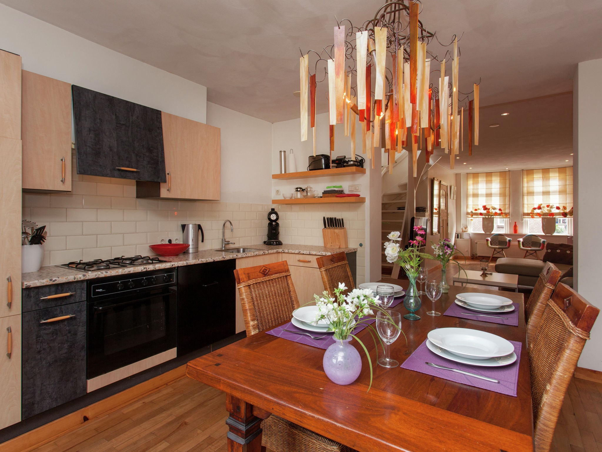Holland | North Sea Coast North | Holiday home Rumah Grace | all year | DiningRoom
