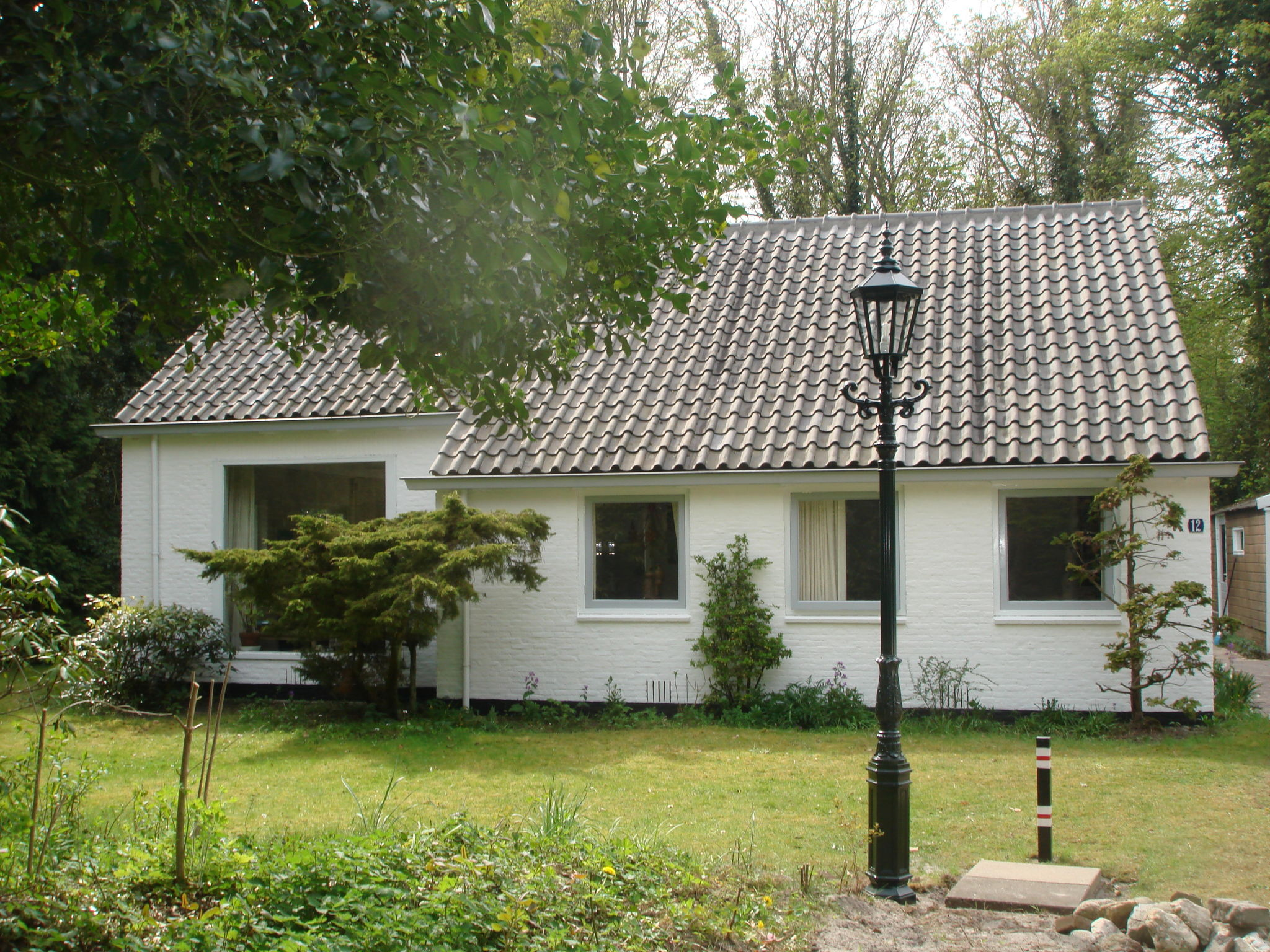 Holland | North Sea Coast North | Holiday home De Mossel | all year | GardenSummer
