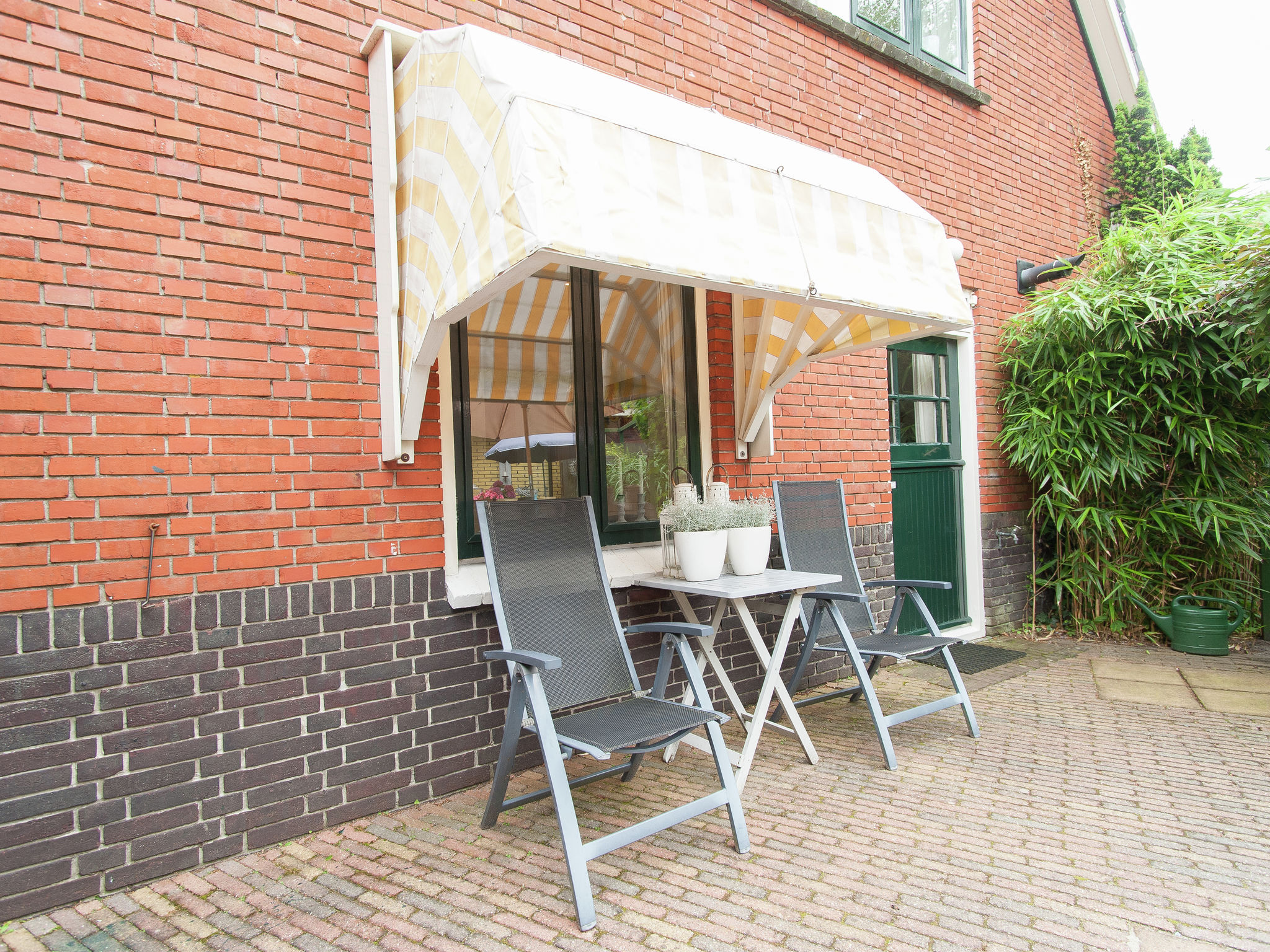 Holland | North Sea Coast North | Holiday home Norma | Holidays | TerraceBalcony