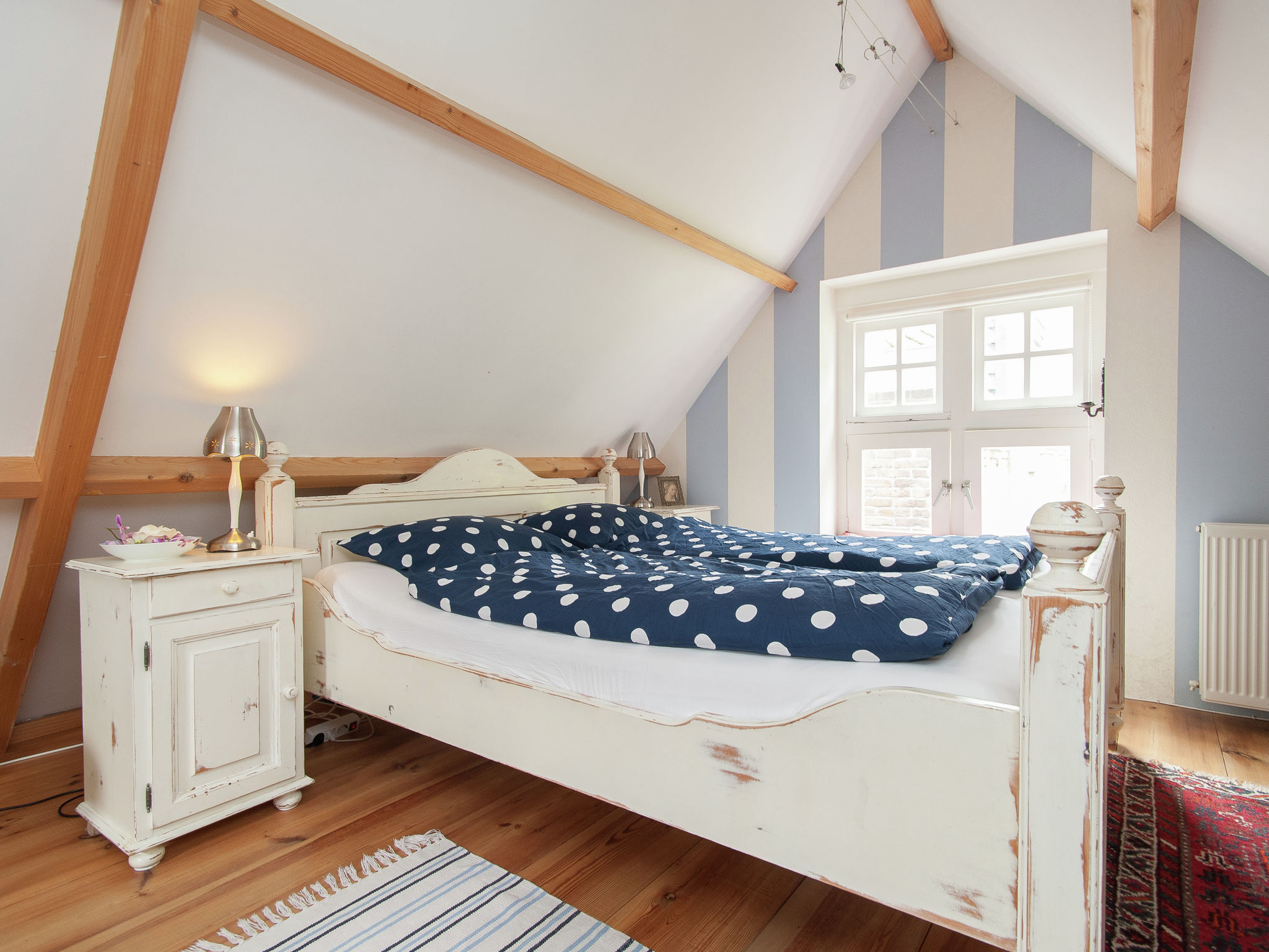 Holland | North Sea Coast North | Holiday home Charming Castle | all year | BedRoom