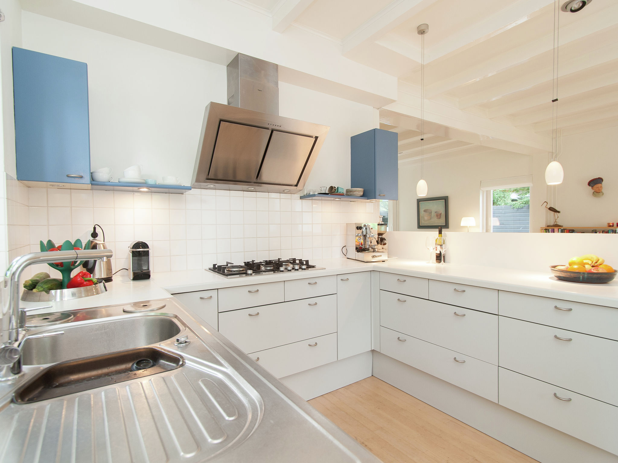 Holland | North Sea Coast North | Holiday home Villa Bleue | Holidays | Kitchen