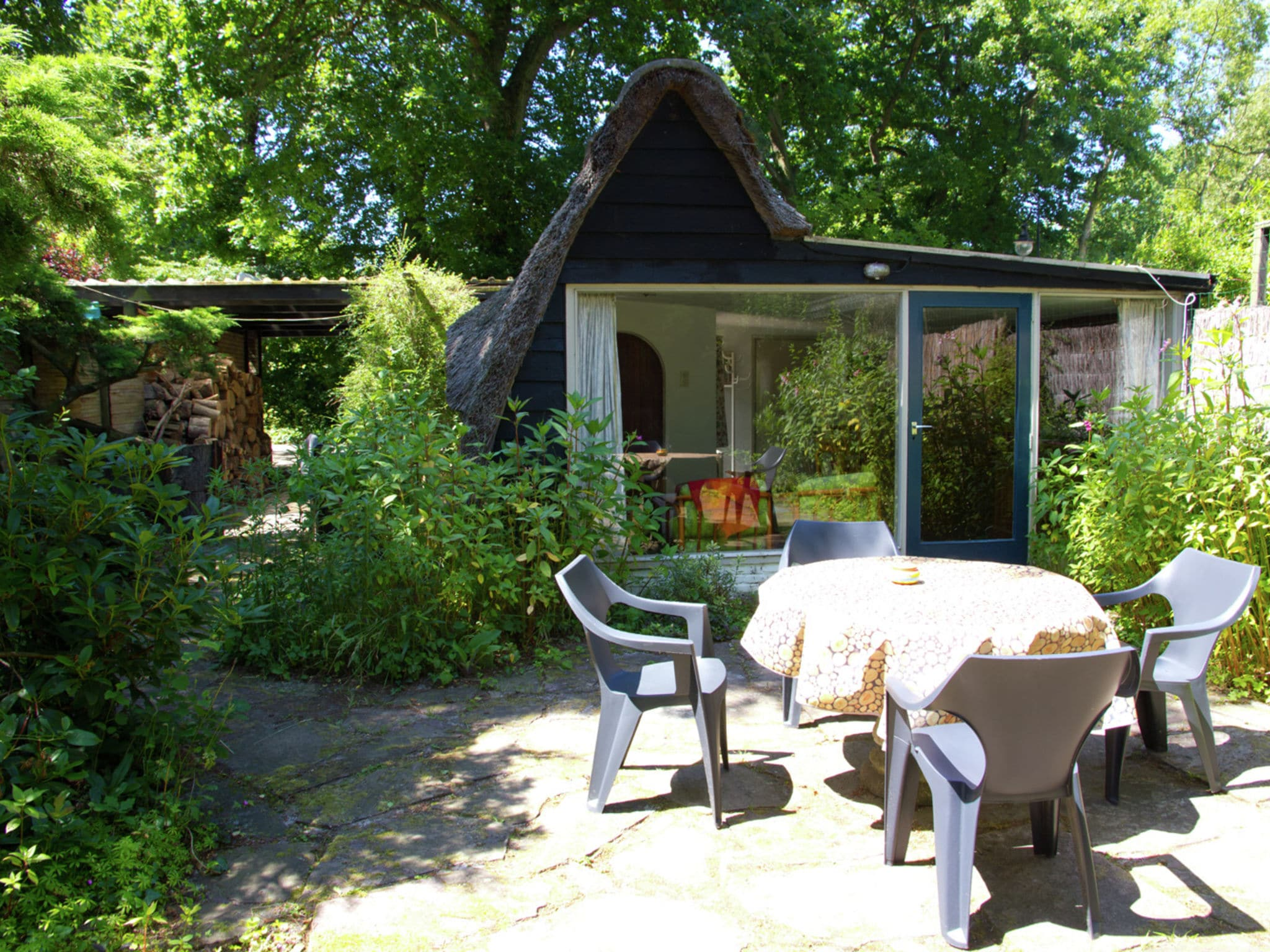 Holland | North Sea Coast North | Holiday home Het Roefje | all year | ExteriorSummer