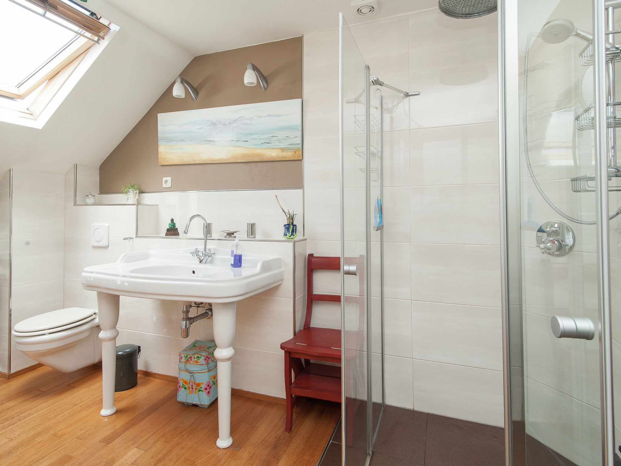 Holland | North Sea Coast North | Holiday home Anna | all year | BathRoom