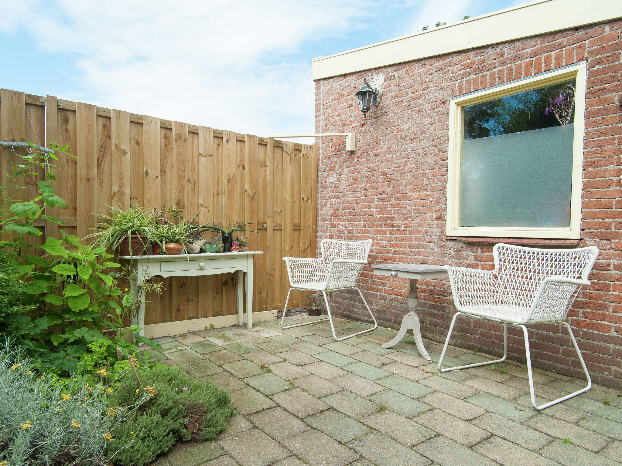 Holland | North Sea Coast North | Holiday home Anna | all year | GardenSummer