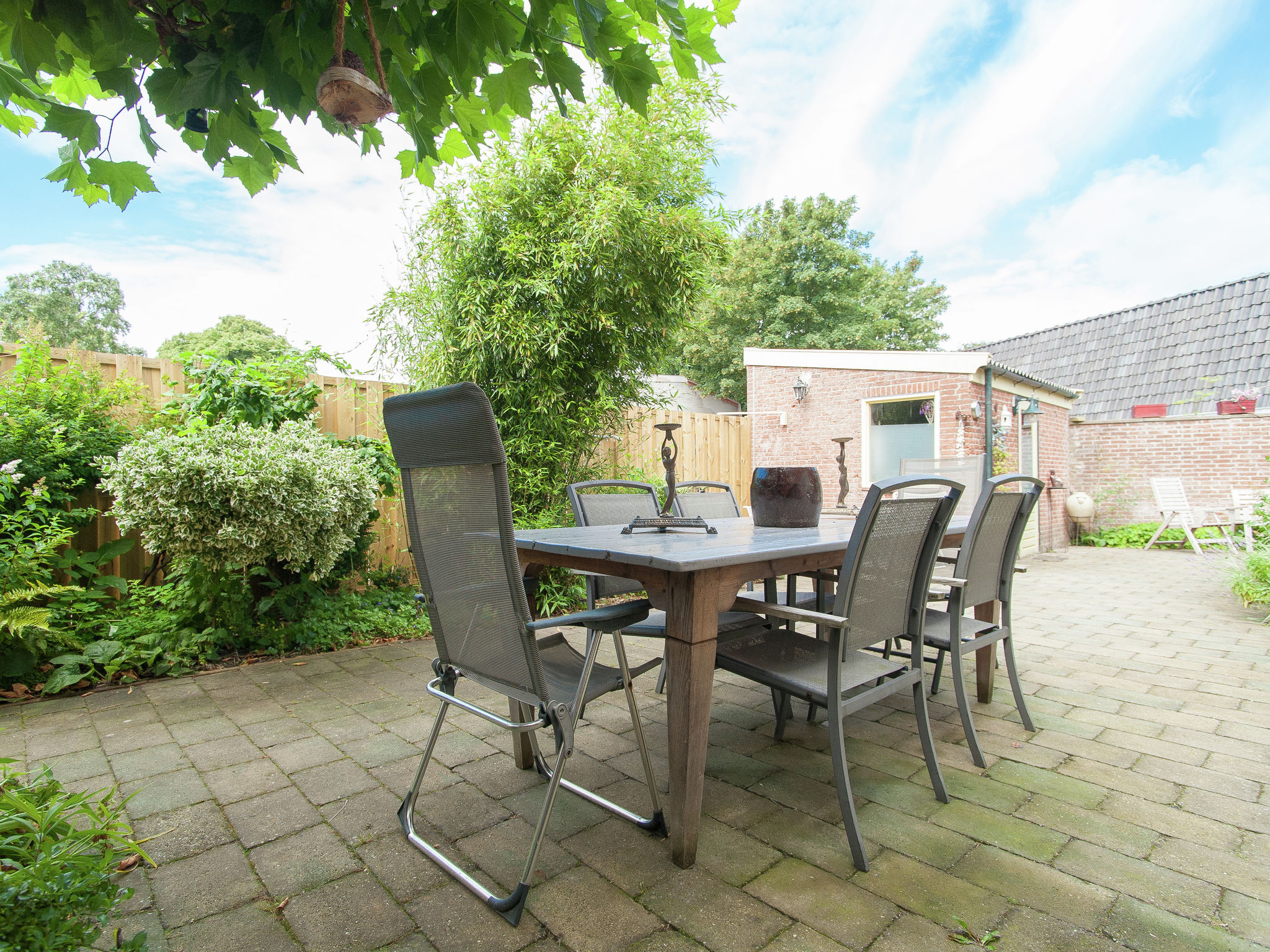 Holland | North Sea Coast North | Holiday home Anna | all year | TerraceBalcony