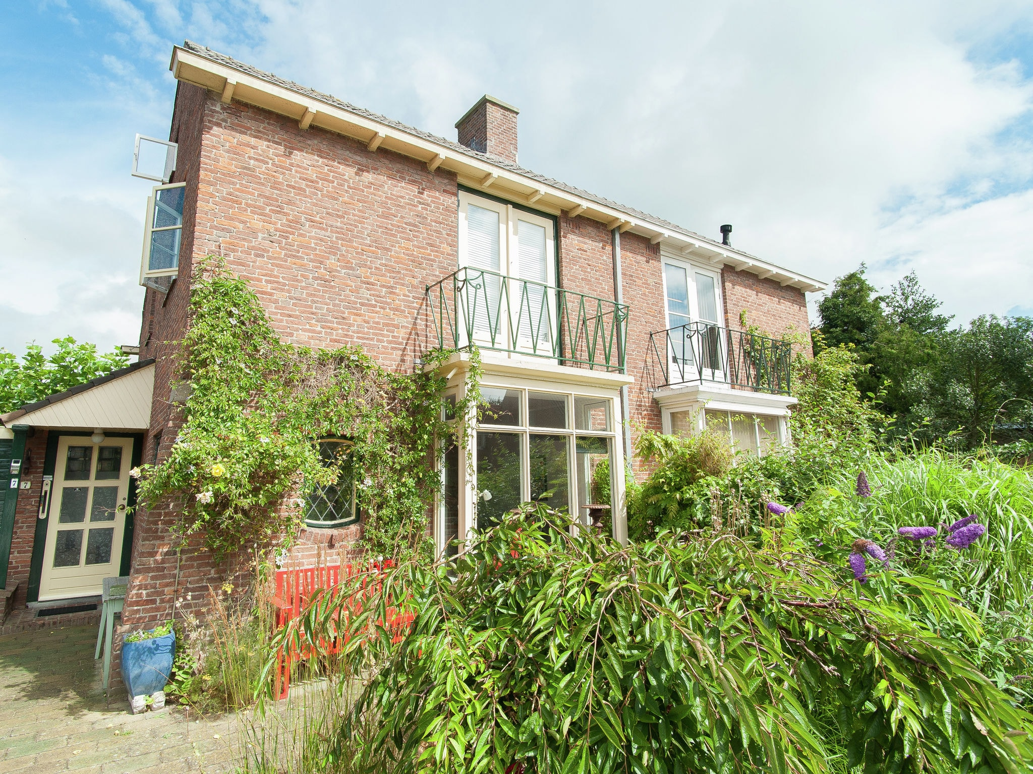 Holland | North Sea Coast North | Holiday home Anna | all year | ExteriorSummer