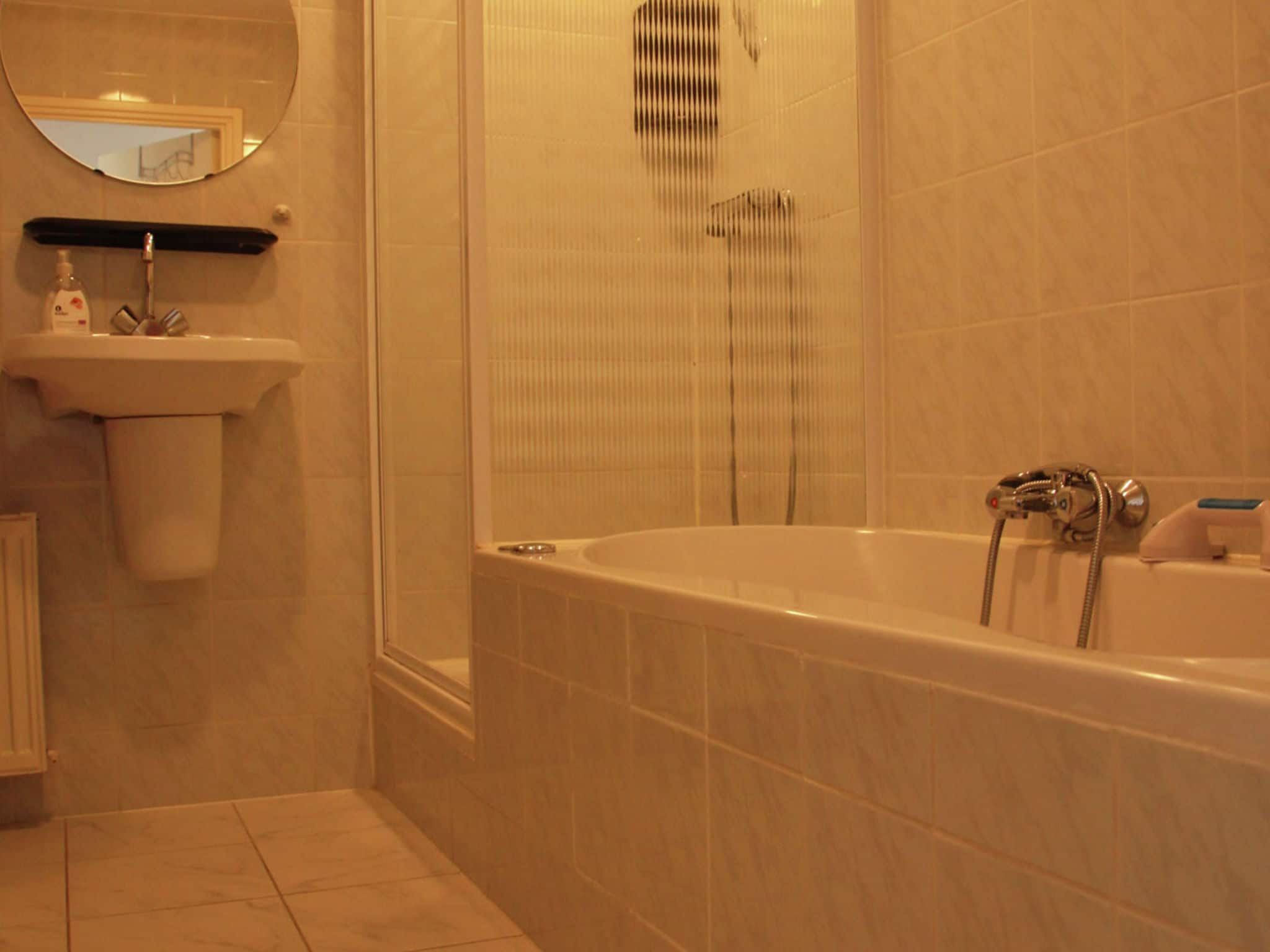 Holland | North Sea Coast North | Holiday home Egmond Centre I | all year | BathRoom