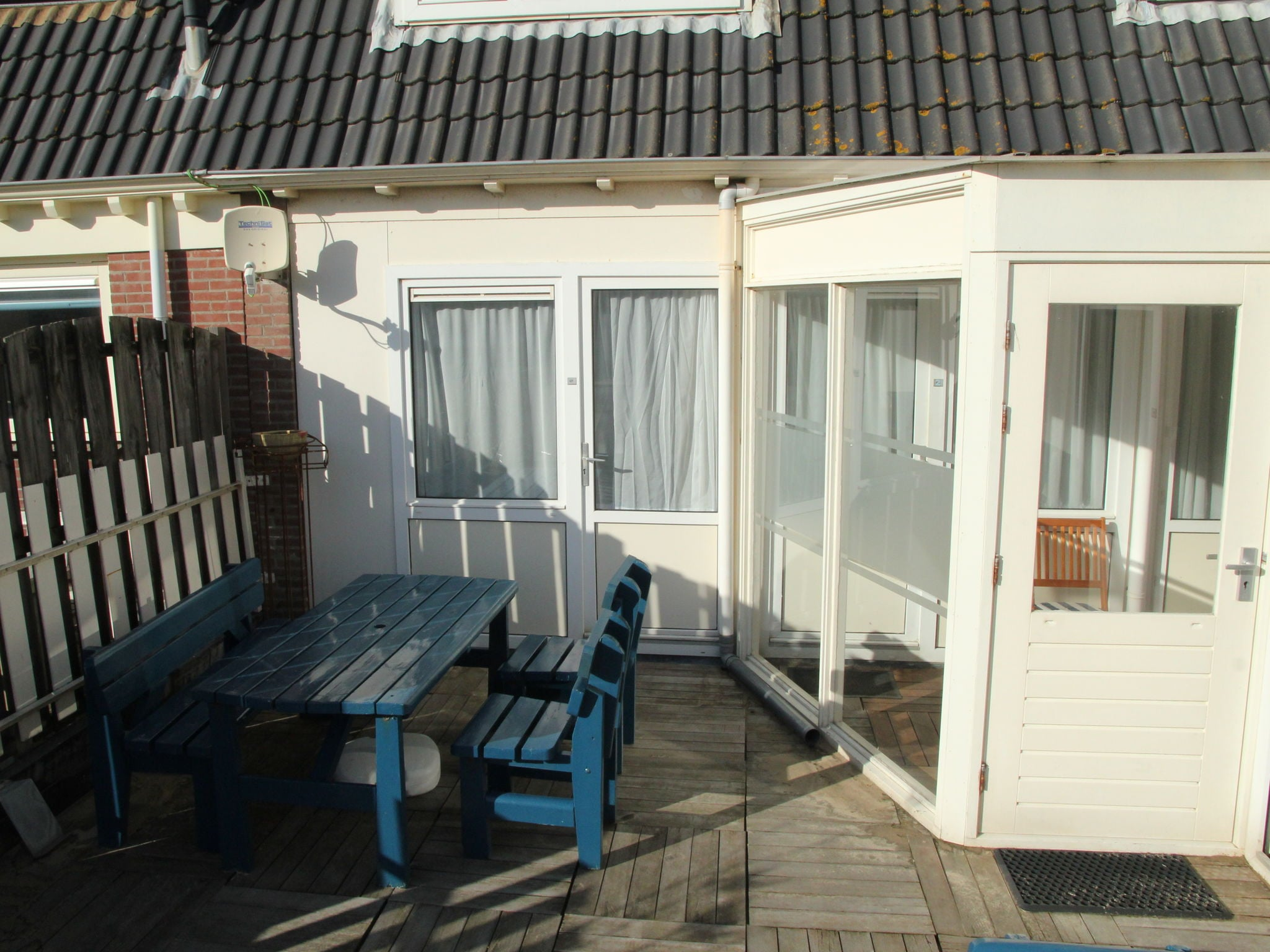 Holland | North Sea Coast North | Holiday home Egmond Centre I | all year | TerraceBalcony