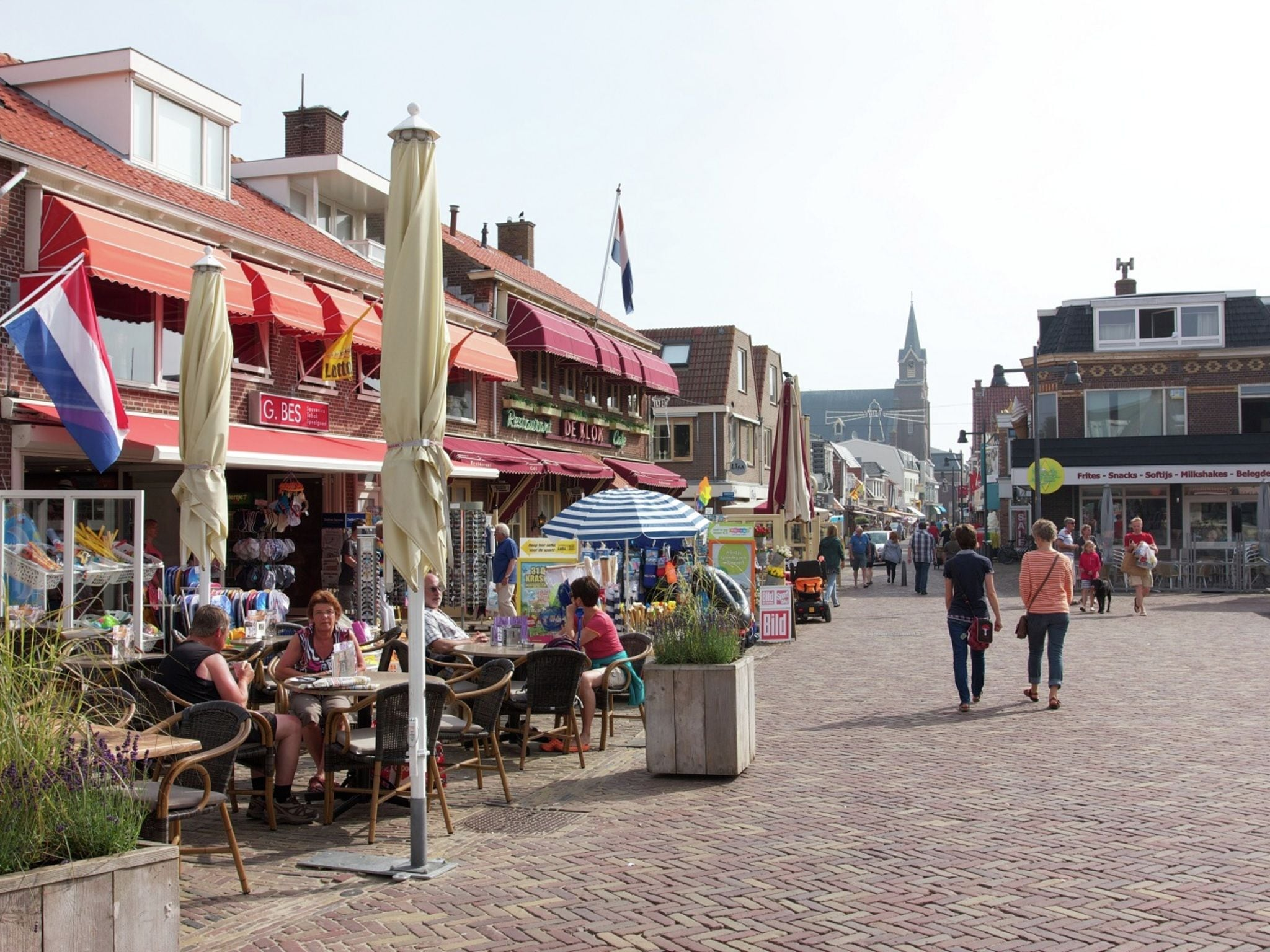 Holland | North Sea Coast North | Holiday home Egmond Centre I | all year | AreaSummer1KM