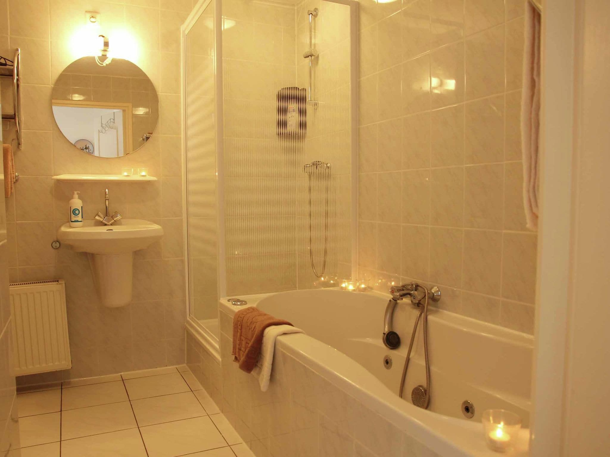 Holland | North Sea Coast North | Holiday home Egmond Centre II | all year | BathRoom