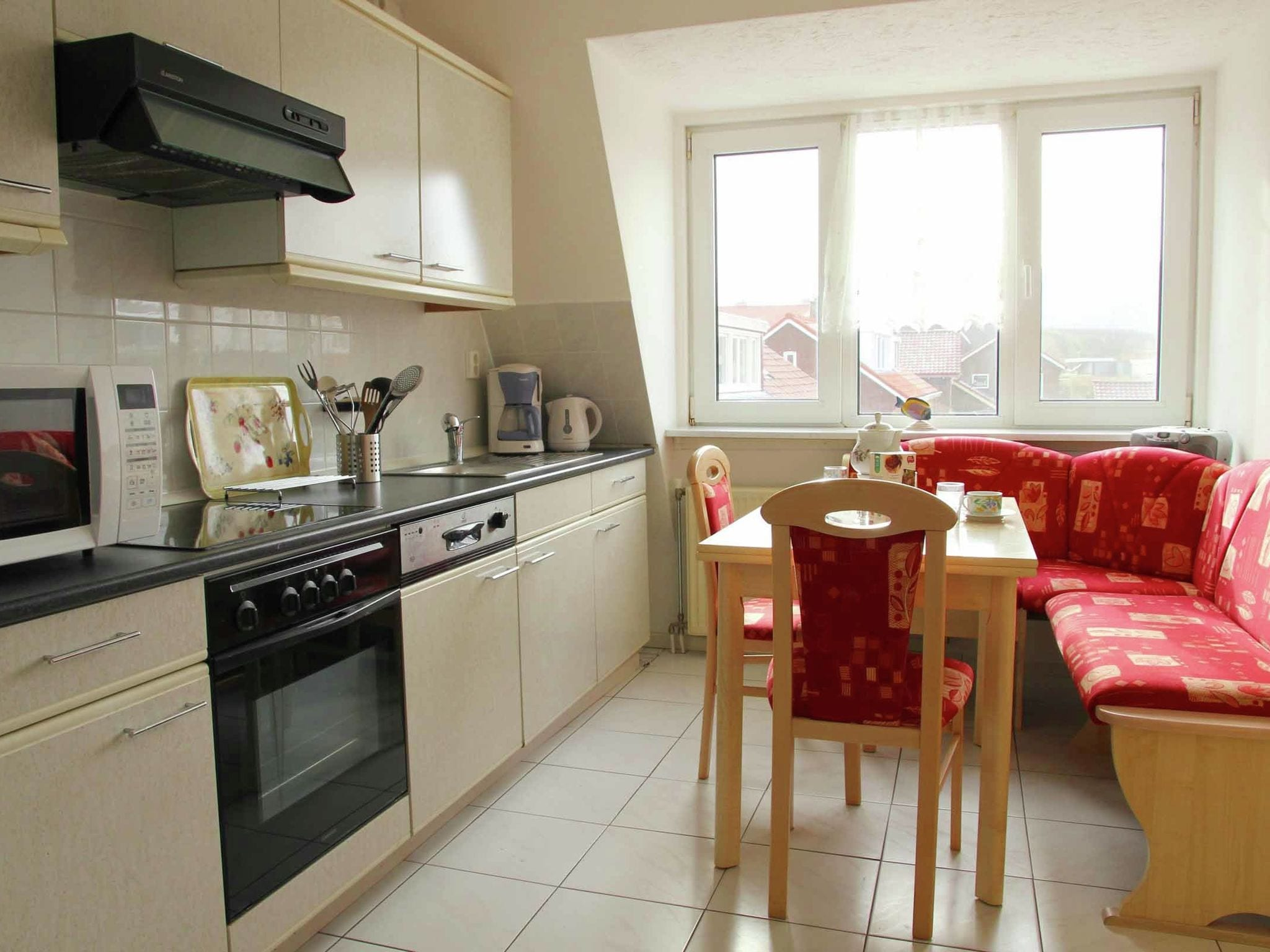 Holland | North Sea Coast North | Holiday home Egmond Centre II | all year | Kitchen