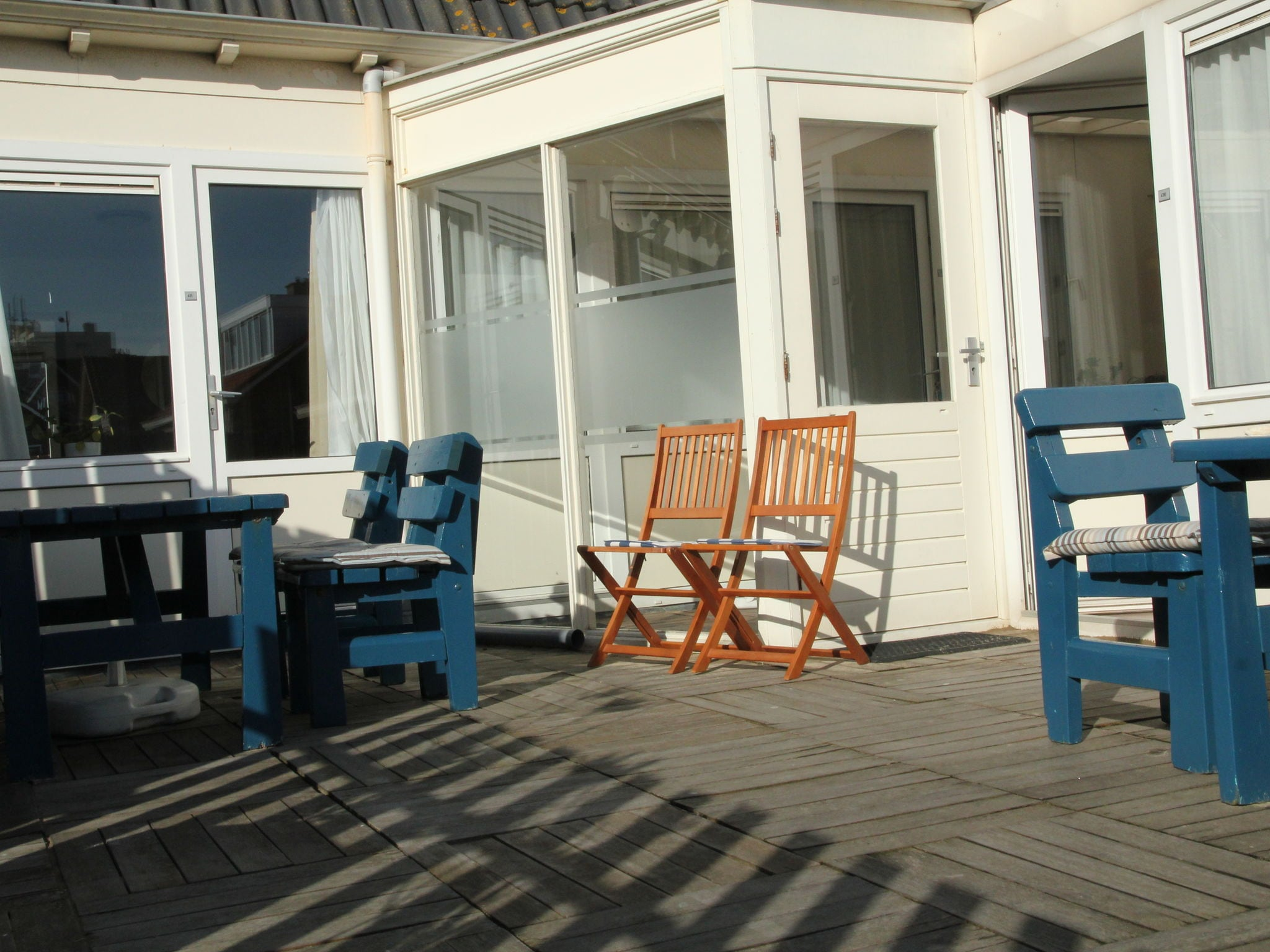Holland | North Sea Coast North | Holiday home Egmond Centre II | all year | TerraceBalcony