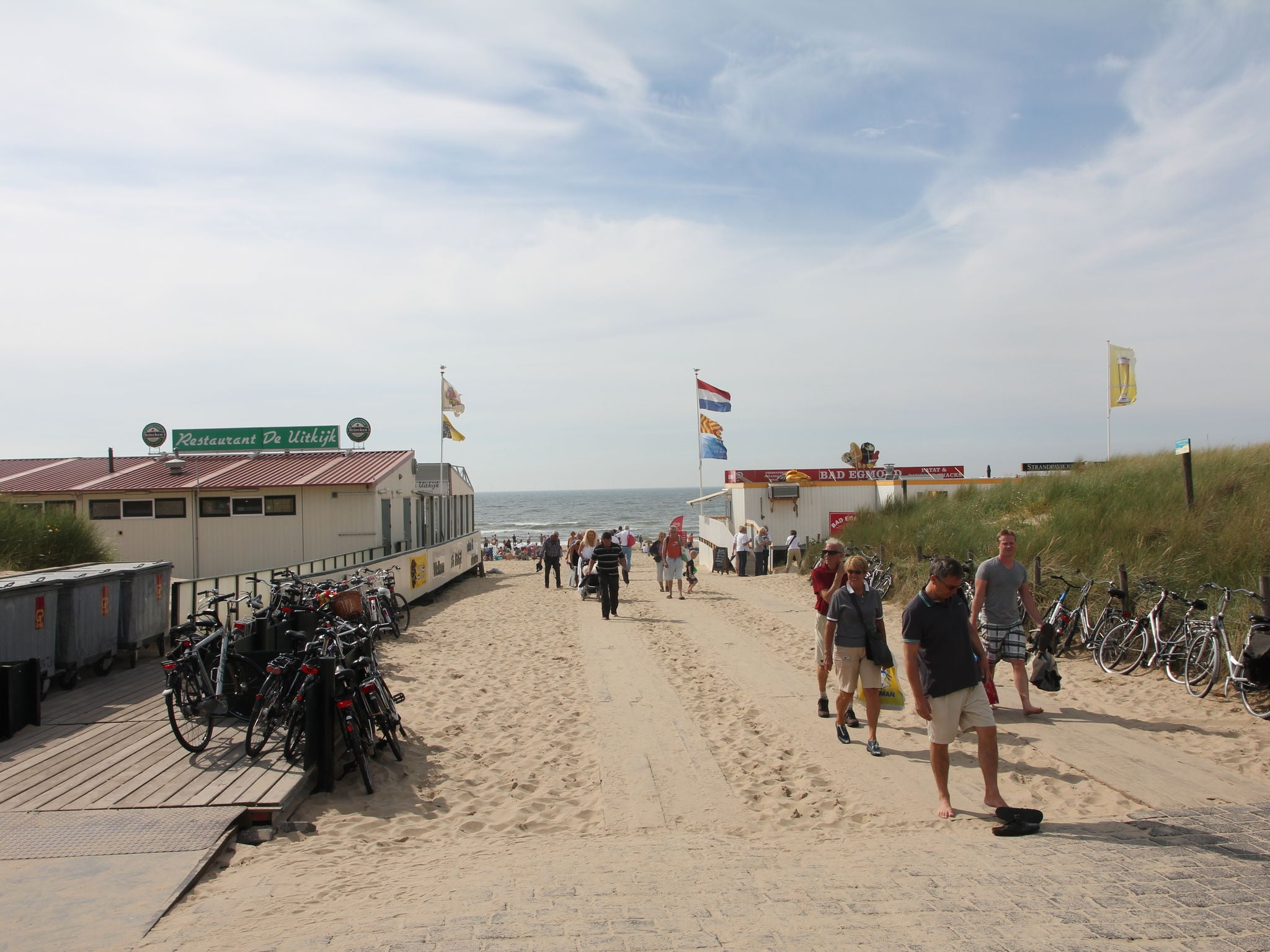 Holland | North Sea Coast North | Holiday home Egmond Centre II | all year | AreaSummer5KM