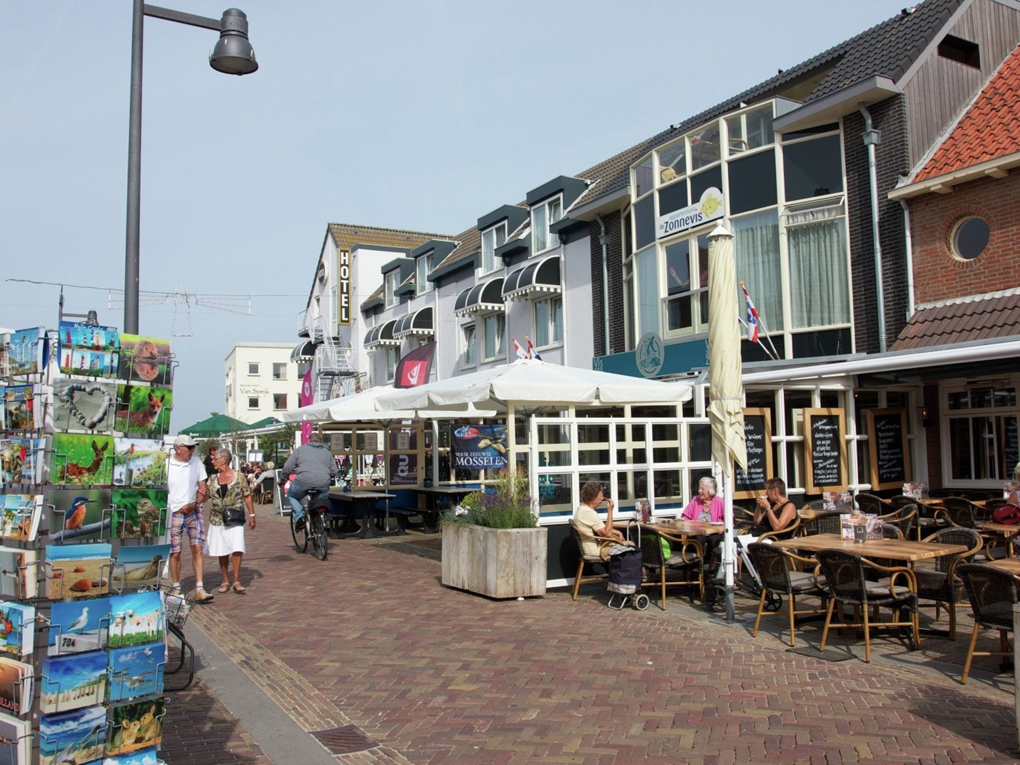 Holland | North Sea Coast North | Holiday home Egmond Centre II | all year | AreaSummer20KM
