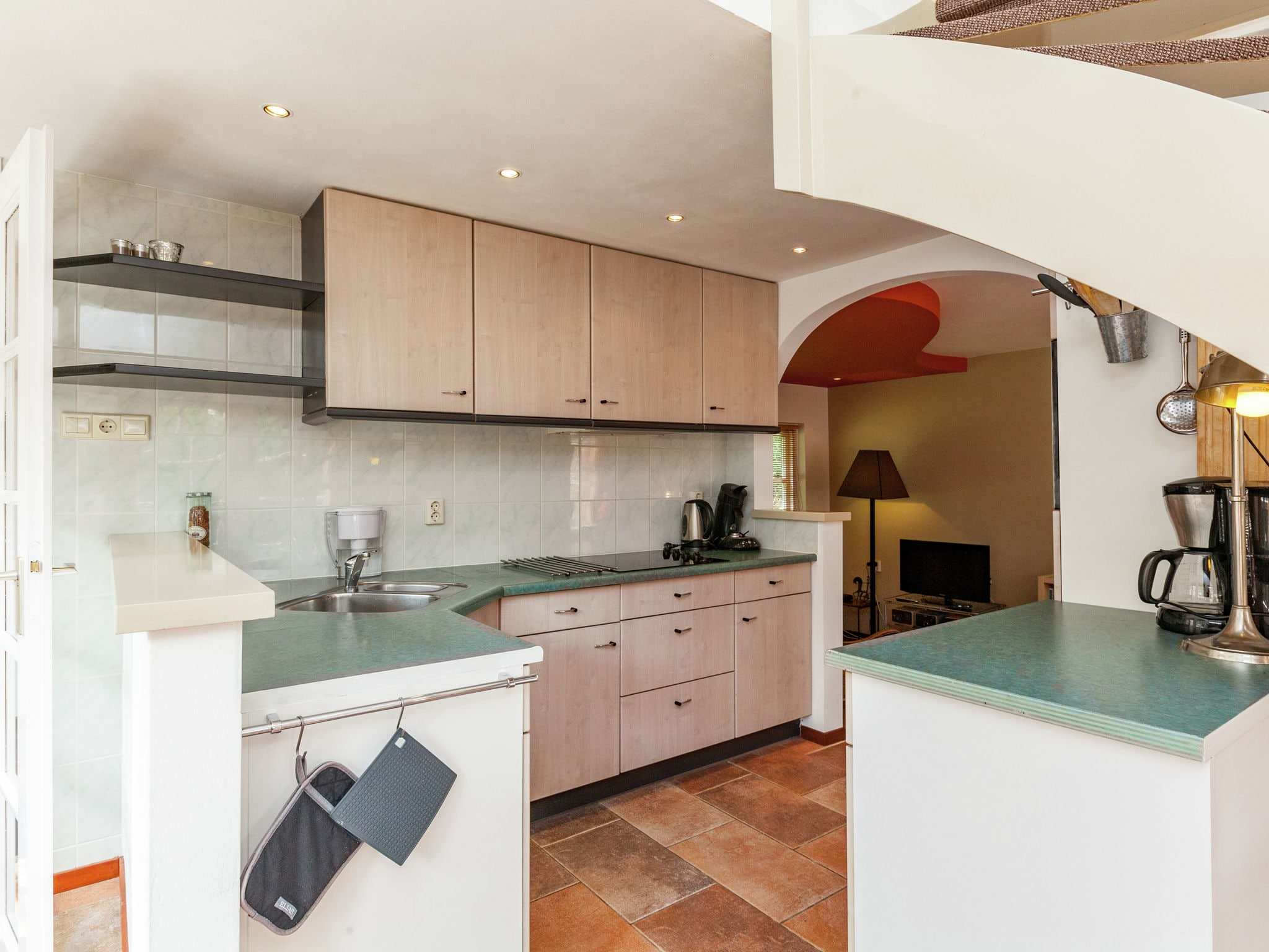 Holland | North Sea Coast South | Holiday home Kokkerduin | all year | Kitchen