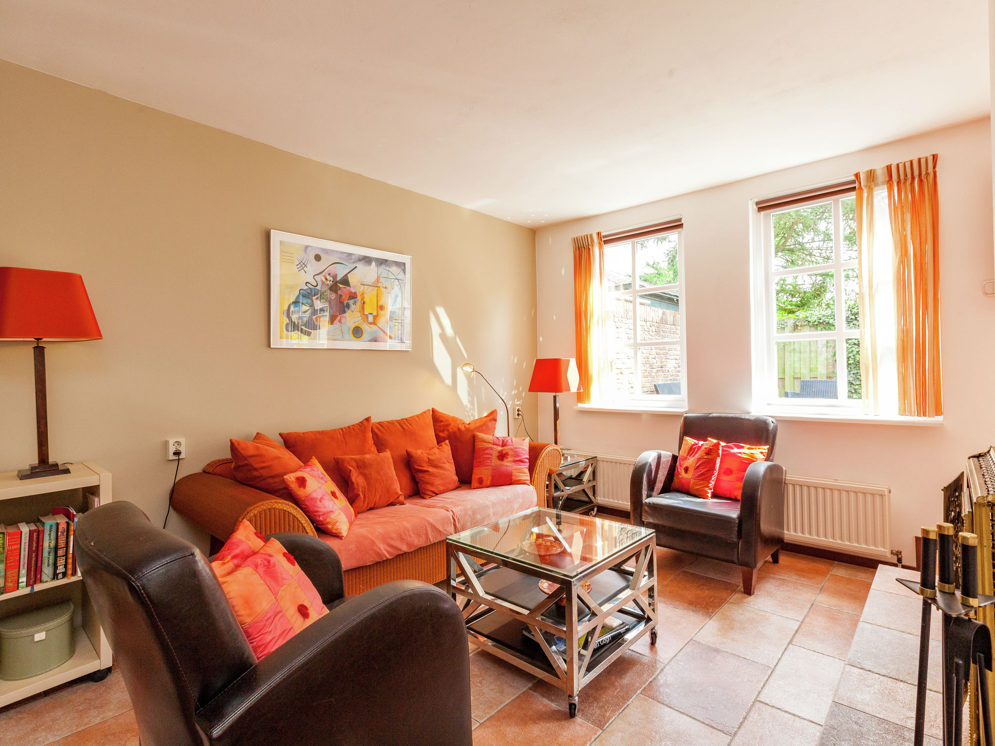 Holland | North Sea Coast South | Holiday home Kokkerduin | all year | LivingRoom