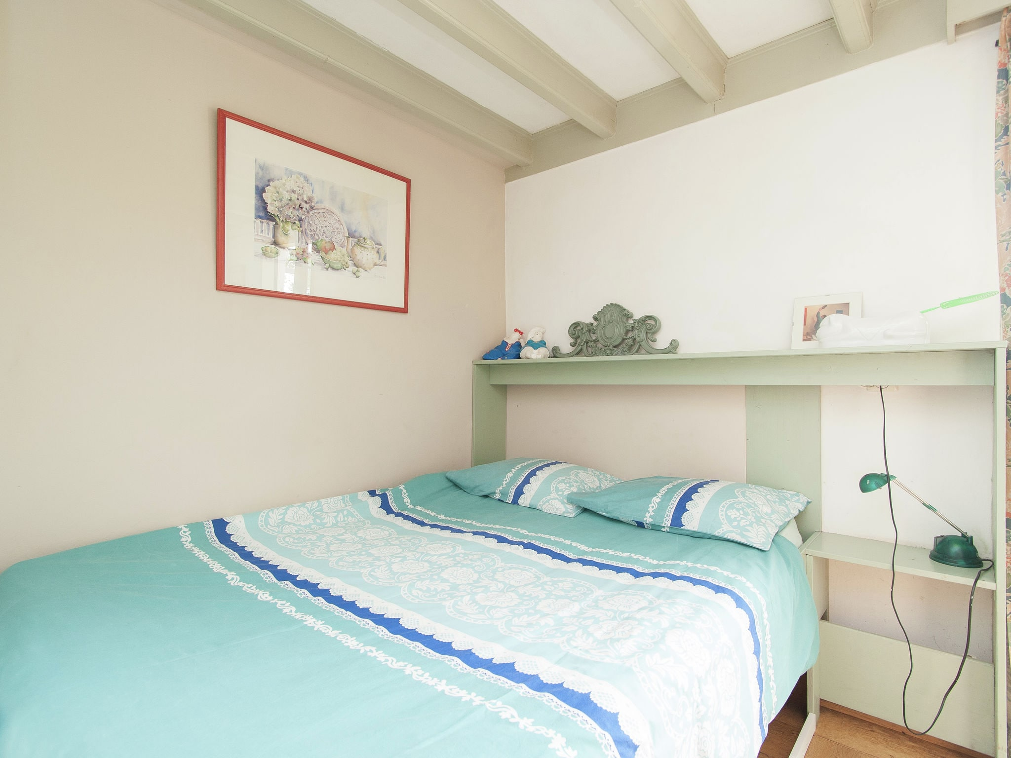 Holland | North Sea Coast North | Holiday home Het Tuinhuis | all year | BedRoom