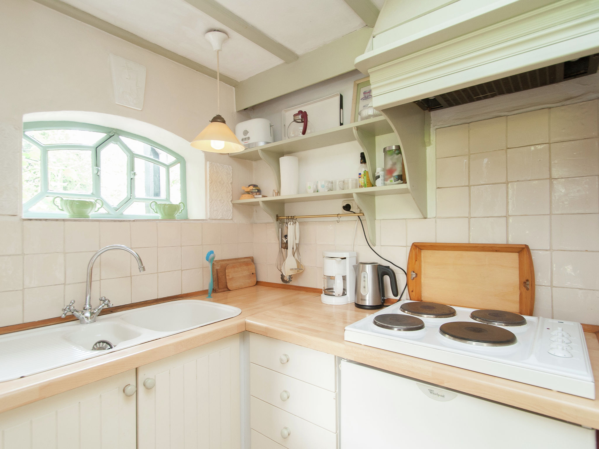 Holland | North Sea Coast North | Holiday home Het Tuinhuis | all year | Kitchen