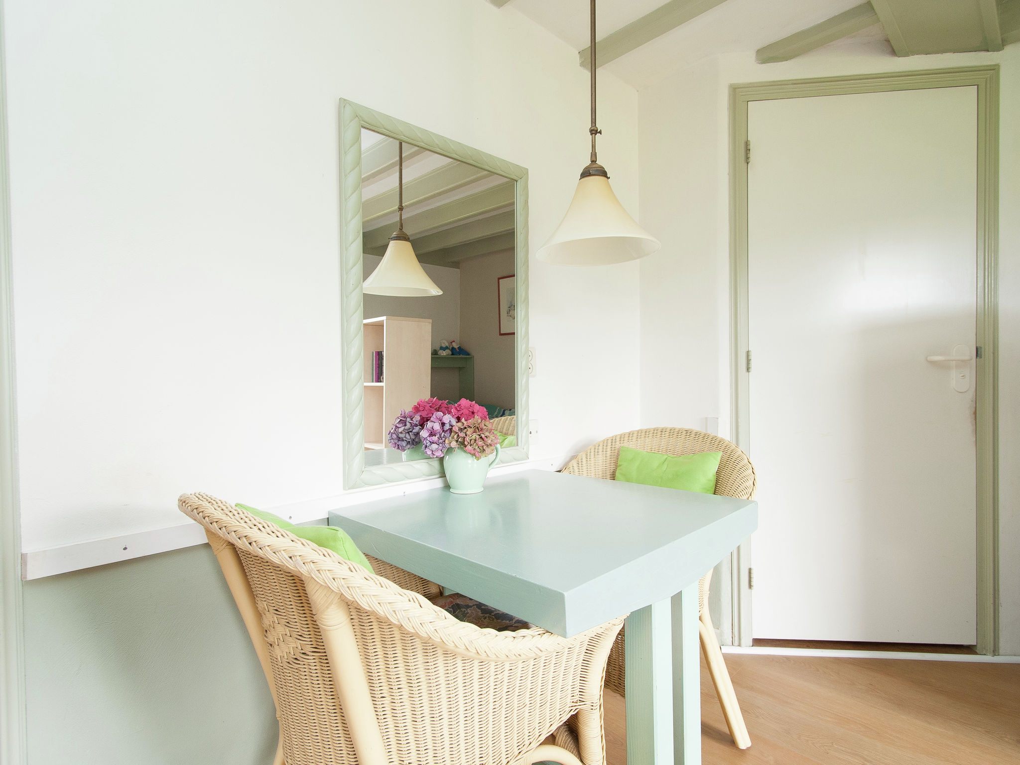 Holland | North Sea Coast North | Holiday home Het Tuinhuis | all year | DiningRoom