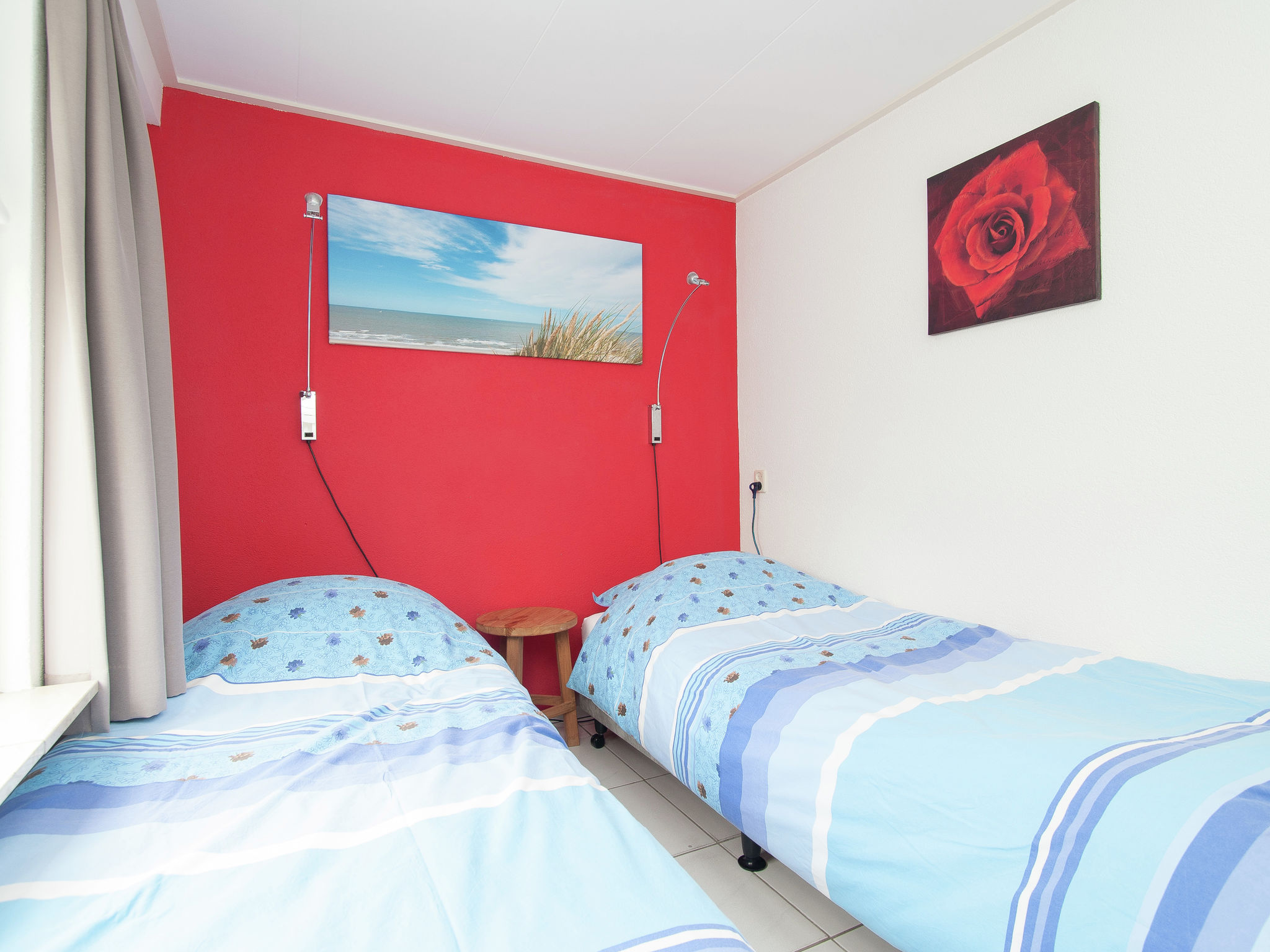 Holland | North Sea Coast North | Holiday home Castanea | all year | BedRoom