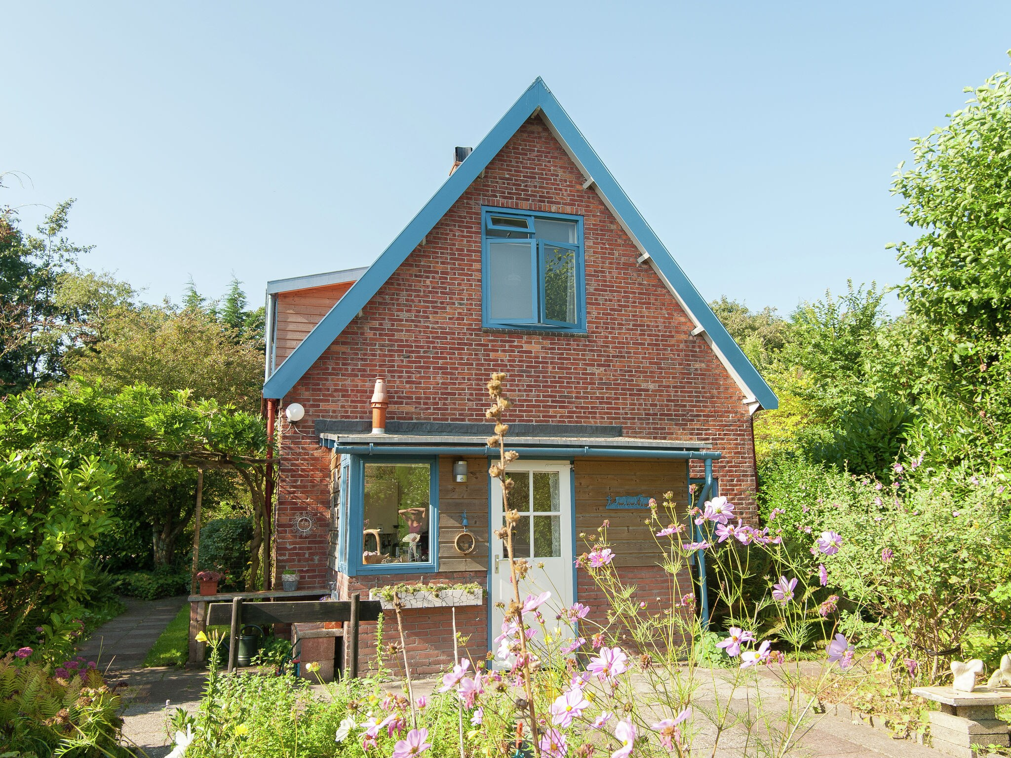 Holland | North Sea Coast North | Holiday home Fluitekruid | all year | ExteriorSummer