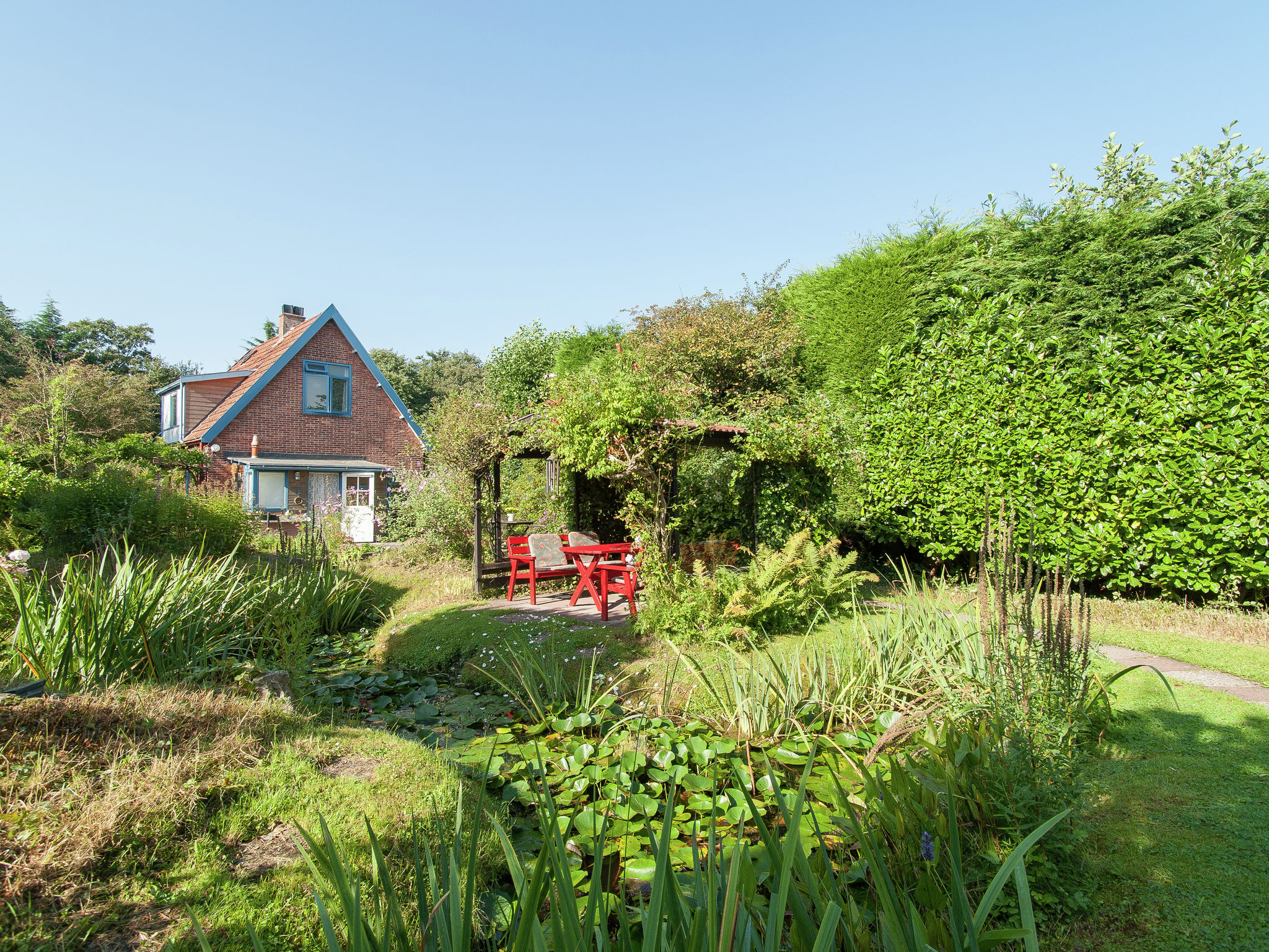 Holland | North Sea Coast North | Holiday home Fluitekruid | all year | GardenSummer