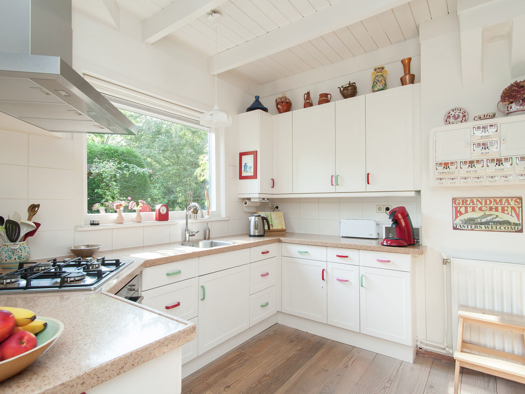 Holland | North Sea Coast North | Holiday home Fluitekruid | all year | Kitchen