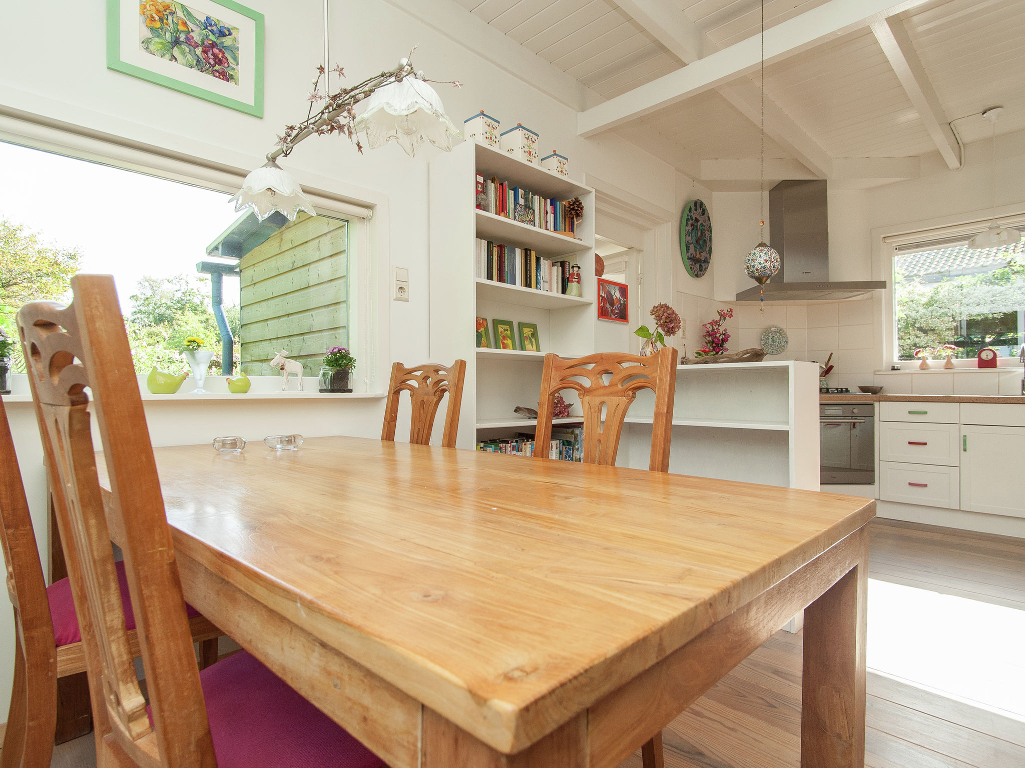 Holland | North Sea Coast North | Holiday home Fluitekruid | all year | DiningRoom